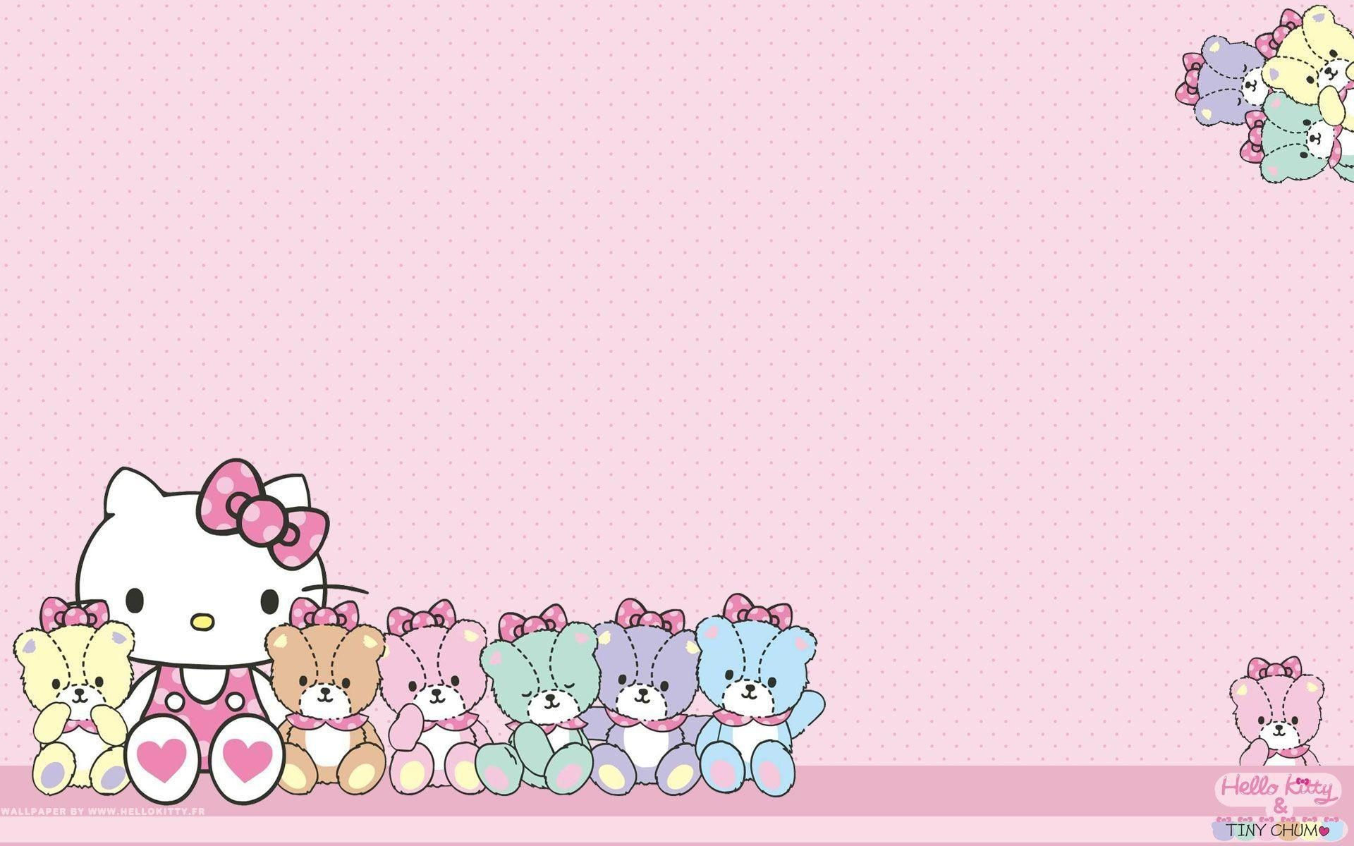 1920x1200 Hello Kitty Backgrounds Wallpapers