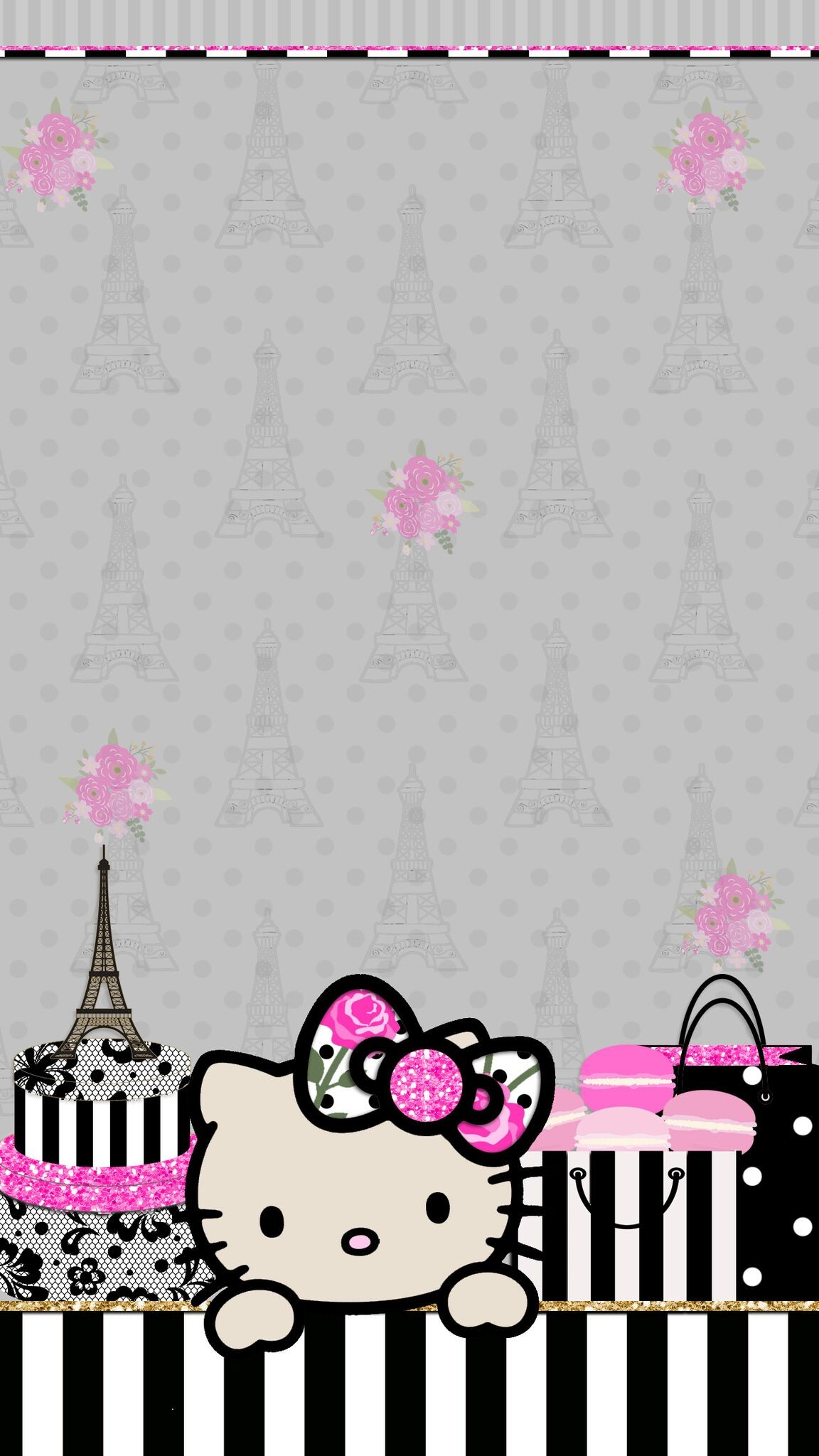 Hello Kitty Wallpapers And Screensavers 63 Images