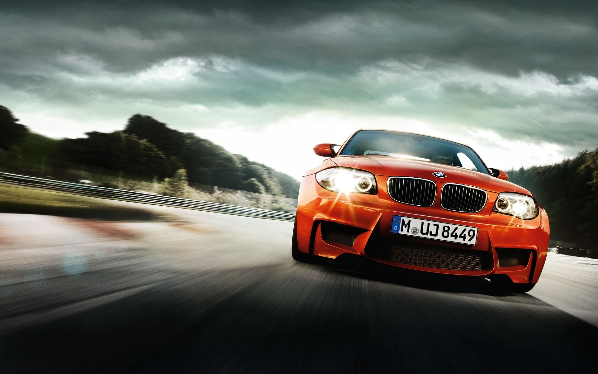 1920x1200 Bmw Coupe HD Wallpapers