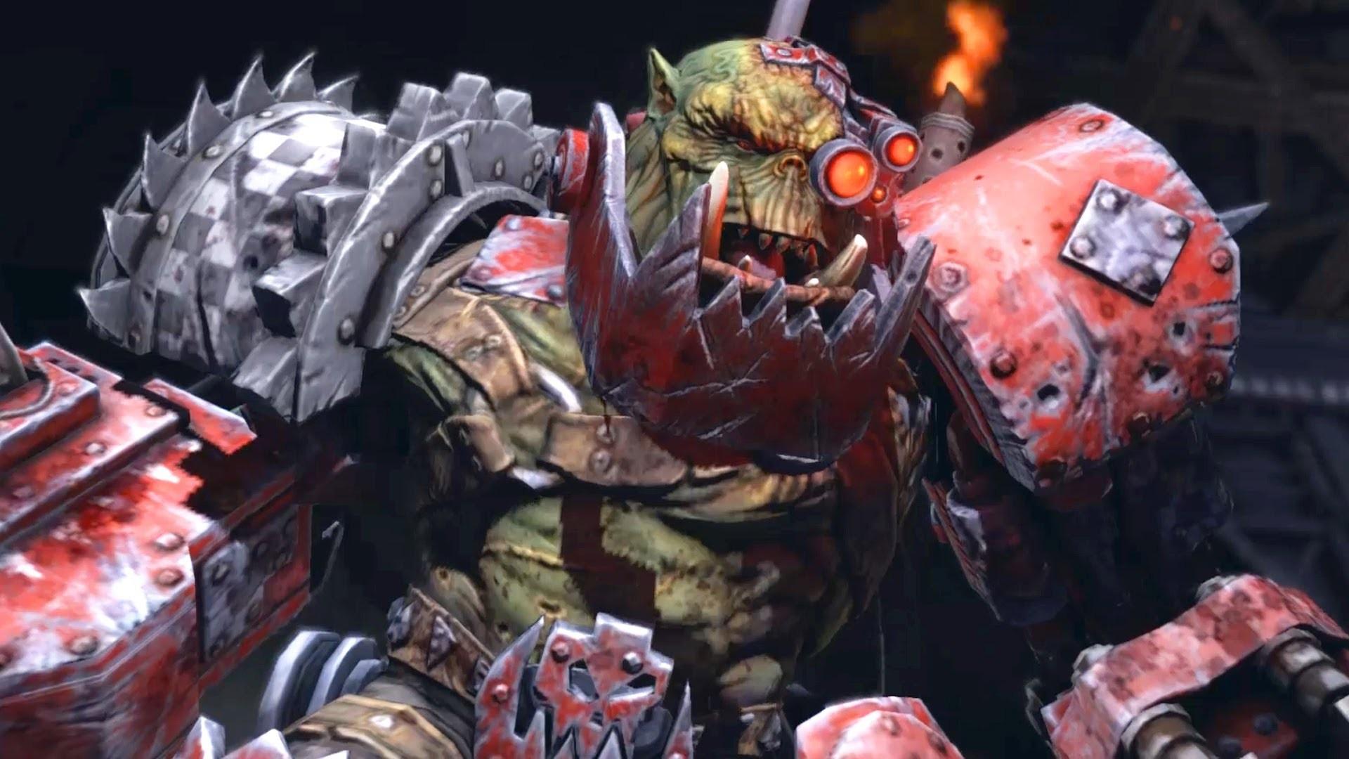 Warhammer 40K Ork Wallpaper (63+ images)