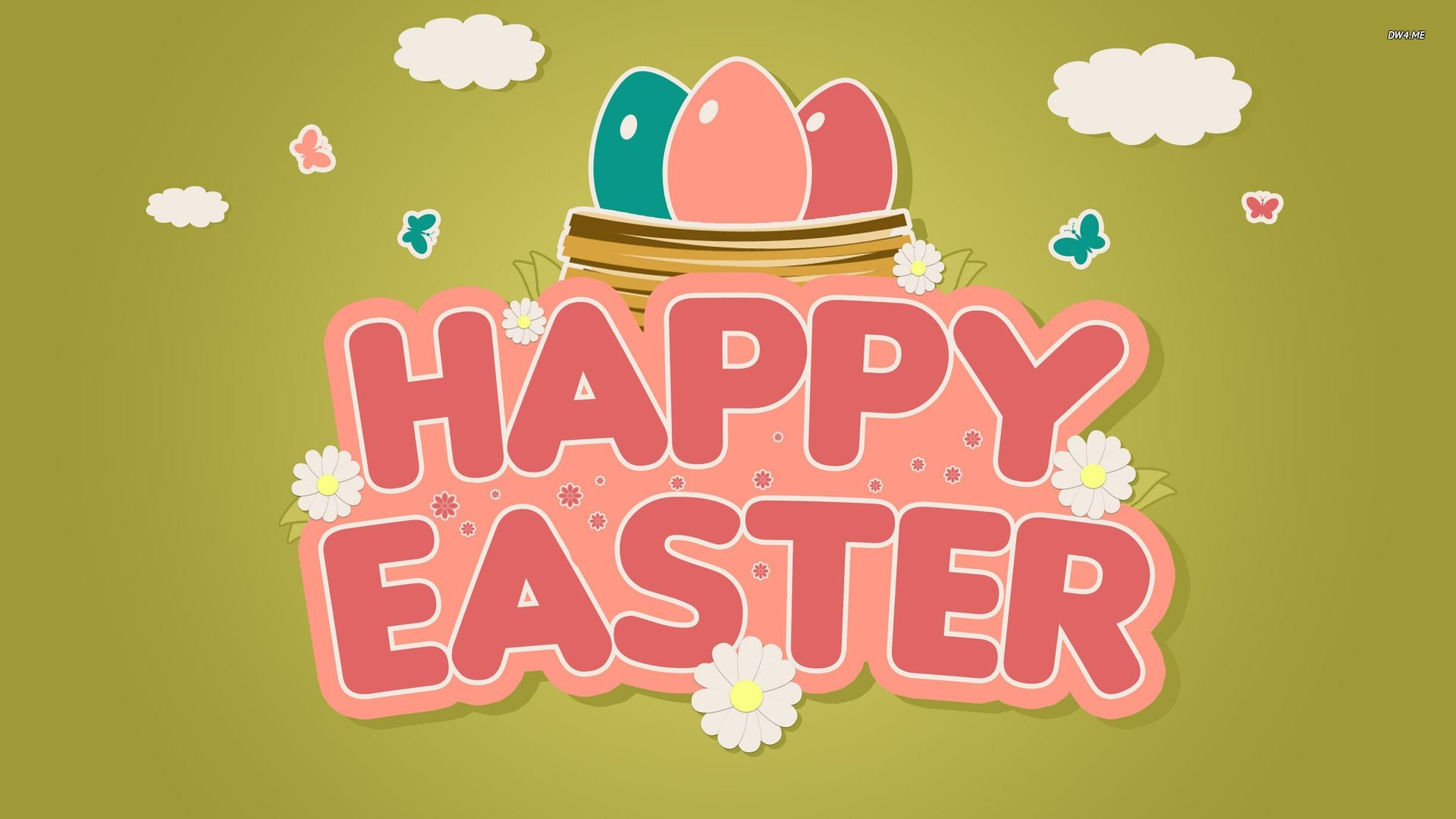 1920x1080 Image Happy Easter
