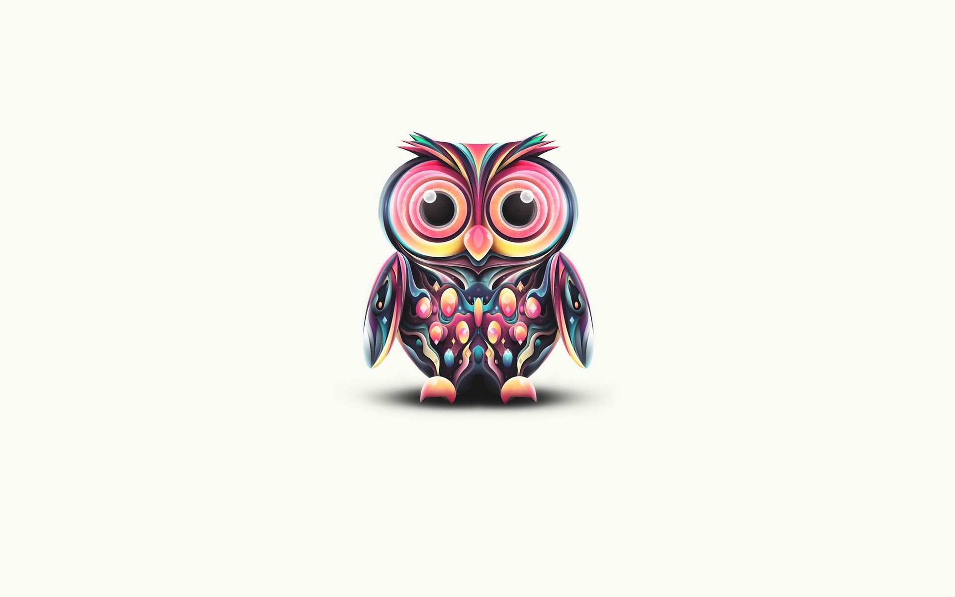 1920x1200 wallpaper.wiki-Cute-Owl-Wallpapers-PIC-WPE009831