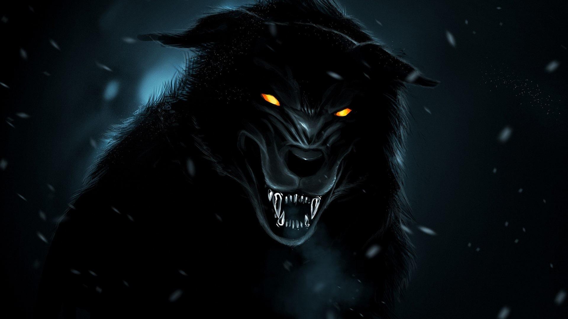 Black Werewolf Wallpaper 62 Images