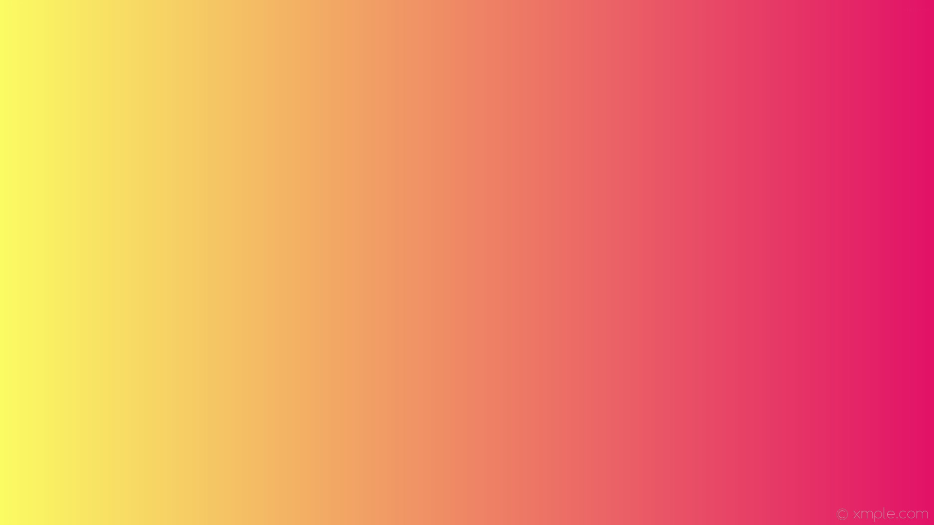 1920x1080 Pink And Yellow Wallpaper