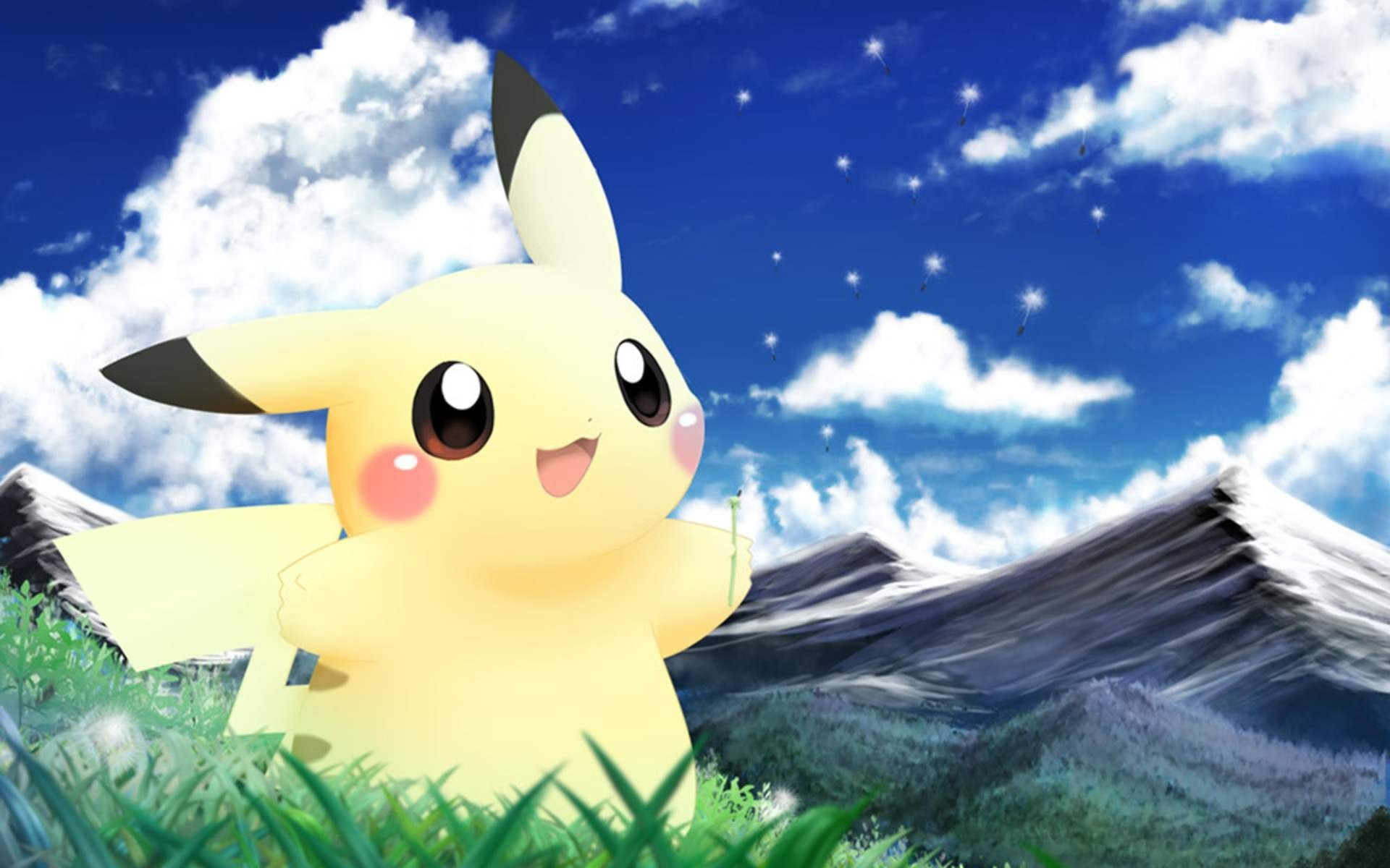 1920x1200 Pikachu Pokemon 334557