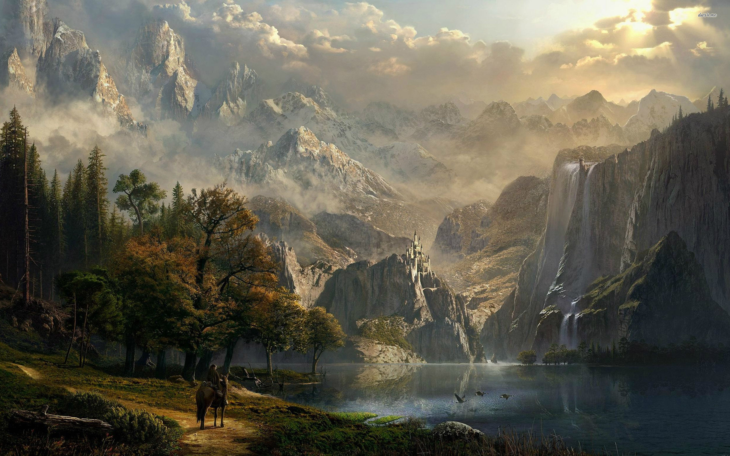 Fantasy HD Wallpapers (77+ images)