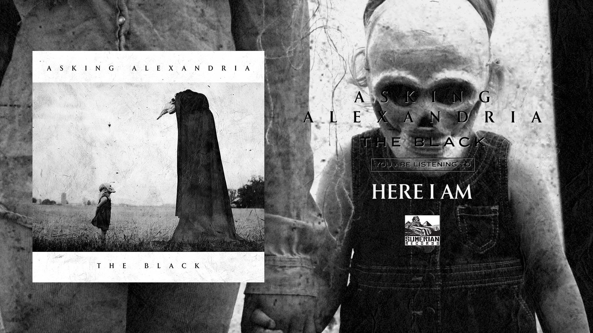 1920x1080  ASKING ALEXANDRIA - Here I Am