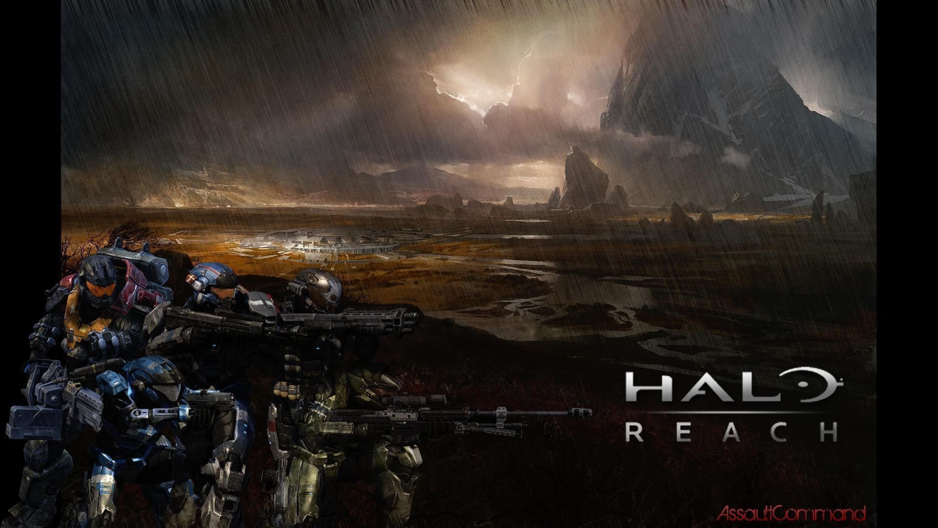 1920x1080 Halo Reach Backgrounds - Wallpaper Cave