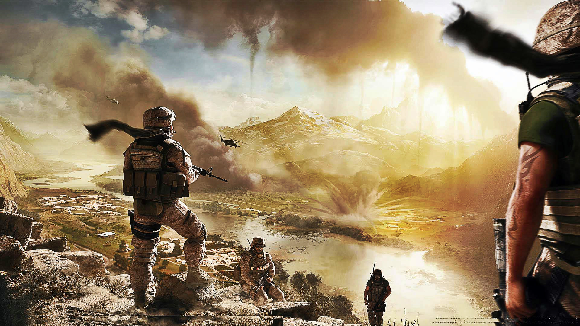 1920x1080 Us marine corps widescreen Wallpaper