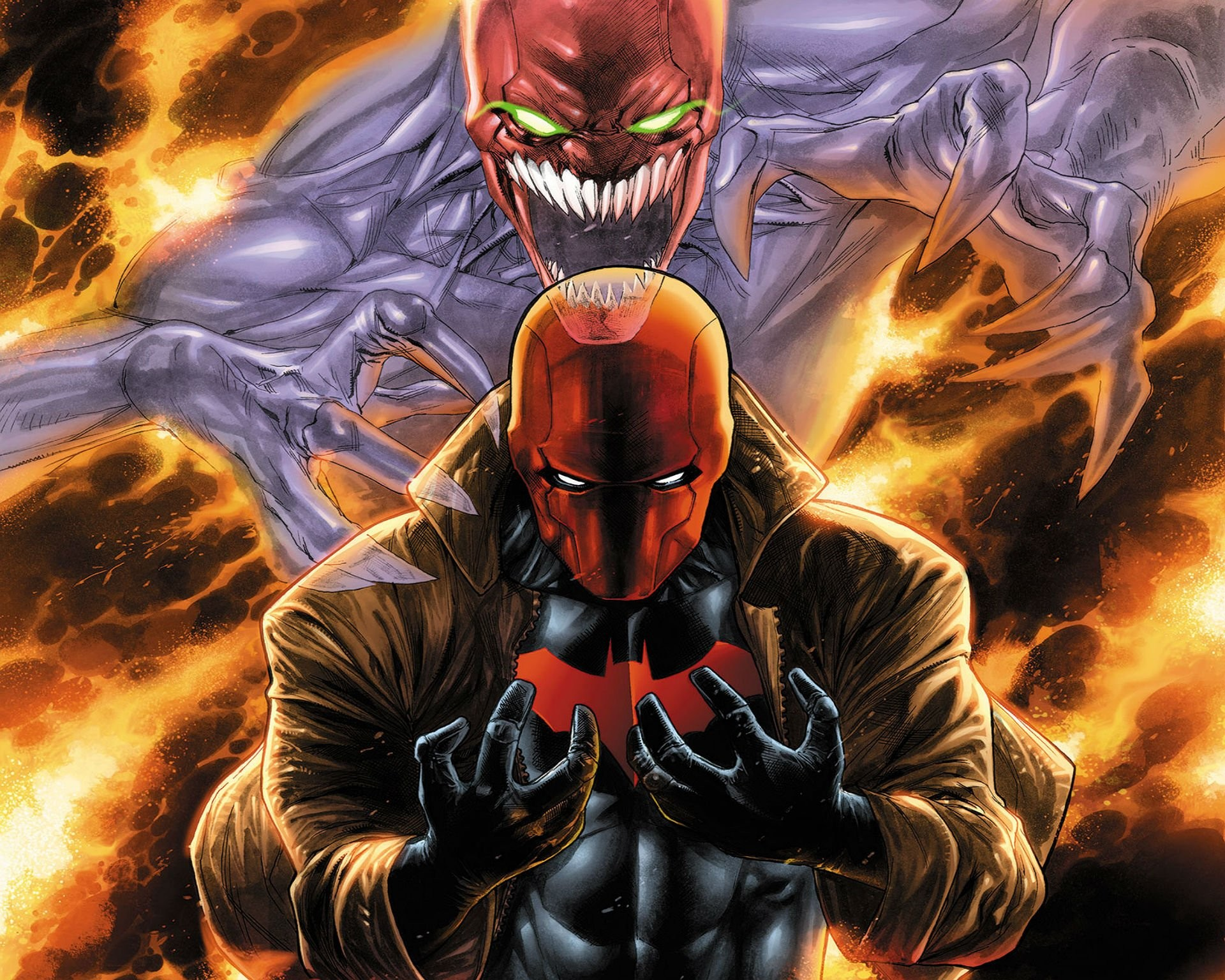 1920x1536 Red Hood Comic Wallpapers | WallpapersIn4k.net