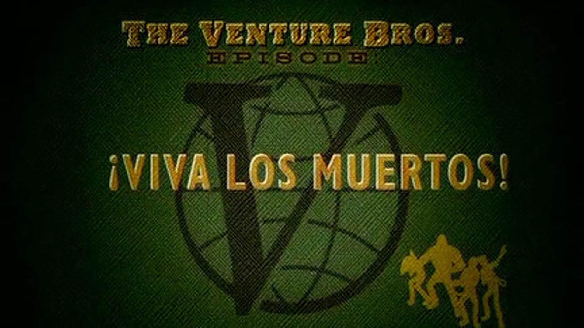 1920x1080 The Venture Bros. (S02E11): Viva los Muertos! Summary - Season 2 Episode 11  Guide