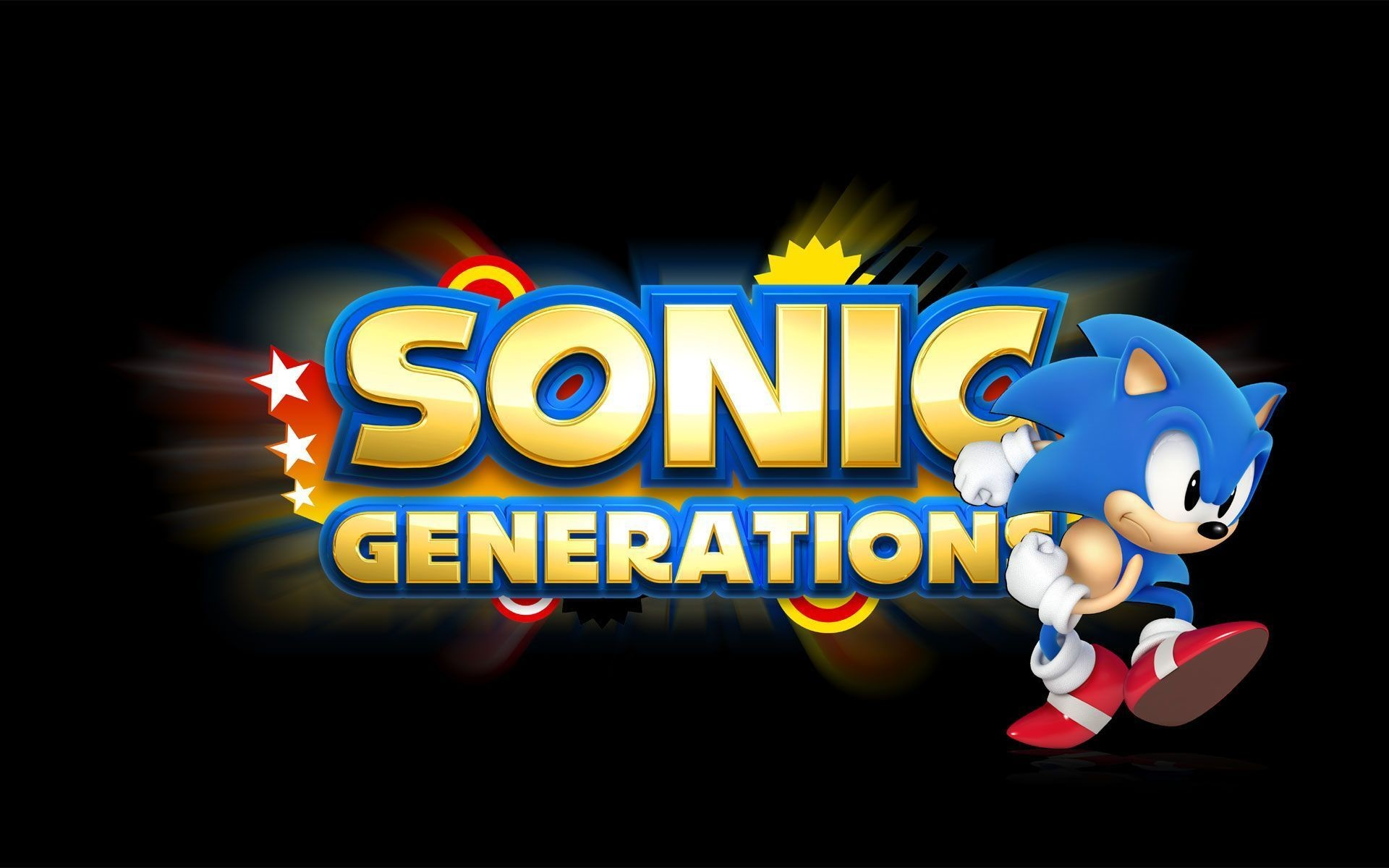 1920x1200 Sonic Generations Wallpaper - 204234