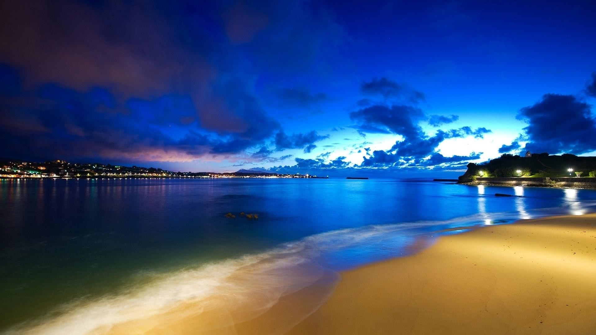 1920x1080  The blue sky coast scenic desktop backgrounds wide wallpapers :1280x800,1440x900,1680x1050