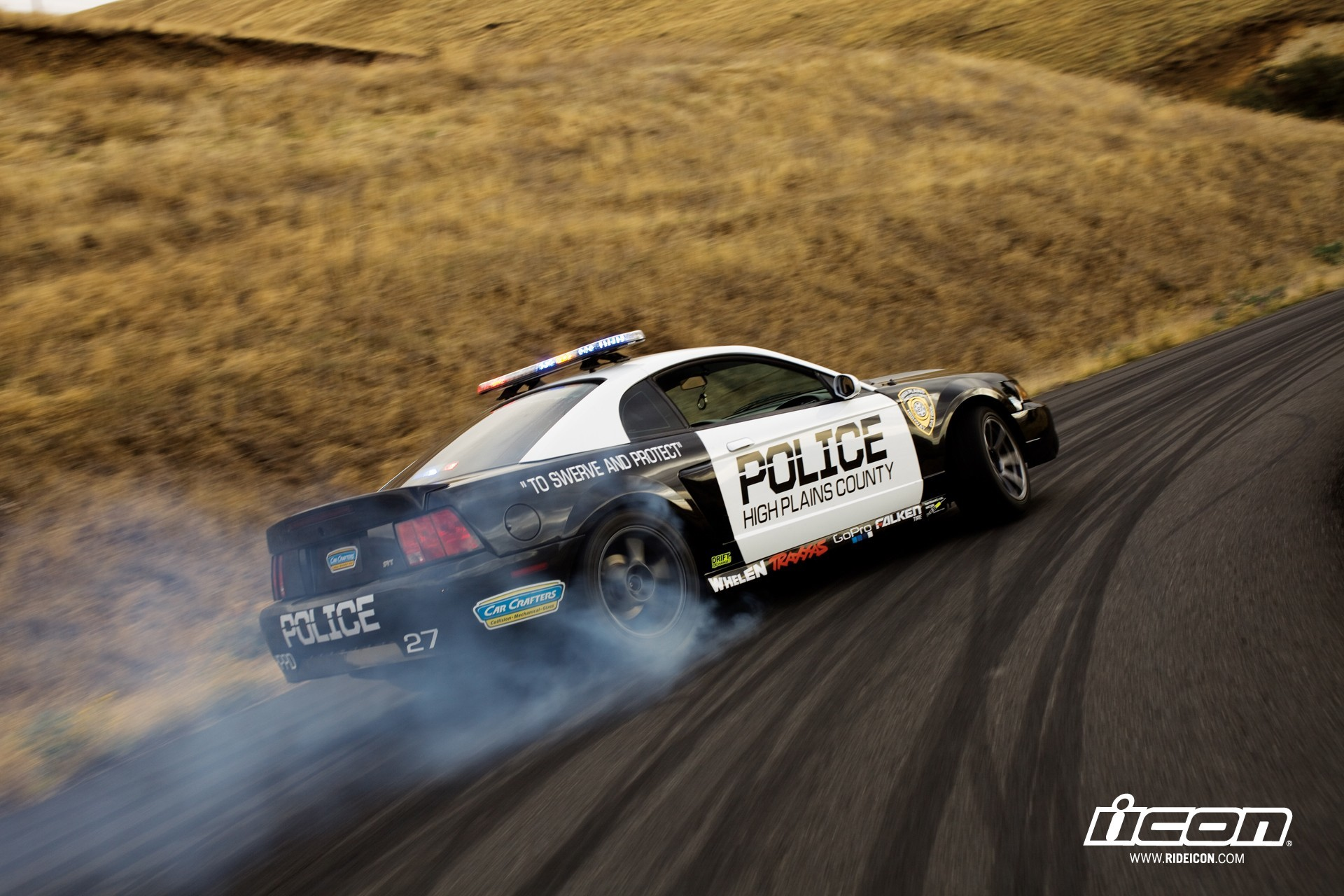 1920x1280 car, Muscle Cars, Drift, Pursuit, Icon, Police, Police Cars