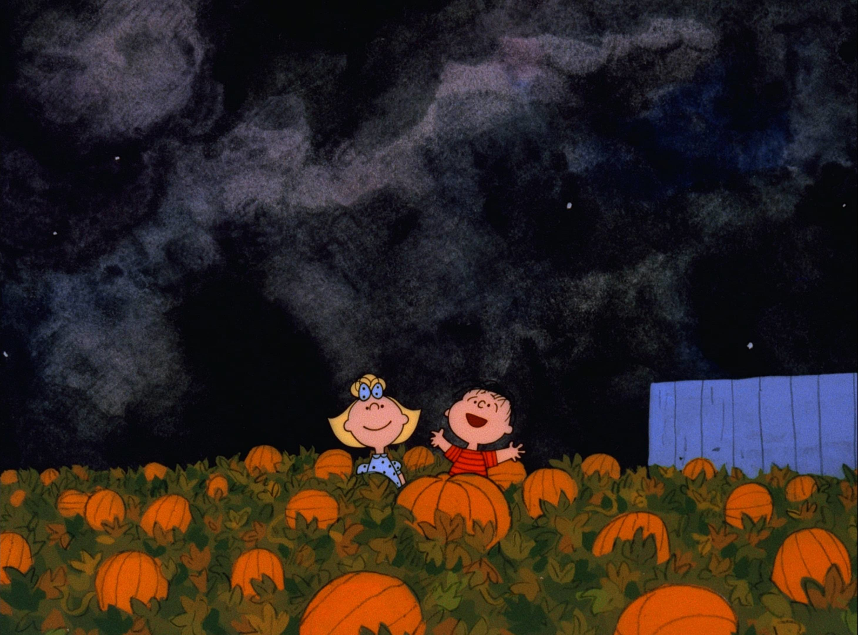 2920x2160 Charlie Brown Halloween Wallpapers - Viewing Gallery
