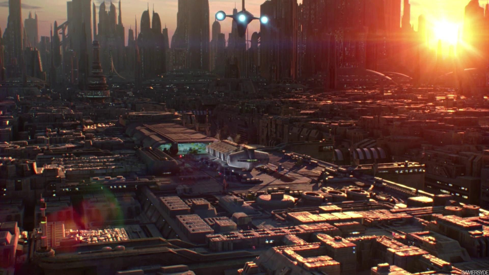 Coruscant Wallpaper 64 Images