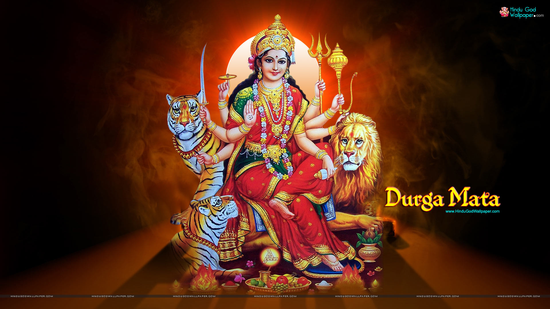 1920x1080 goddess durga hd widescreen wallpaper download