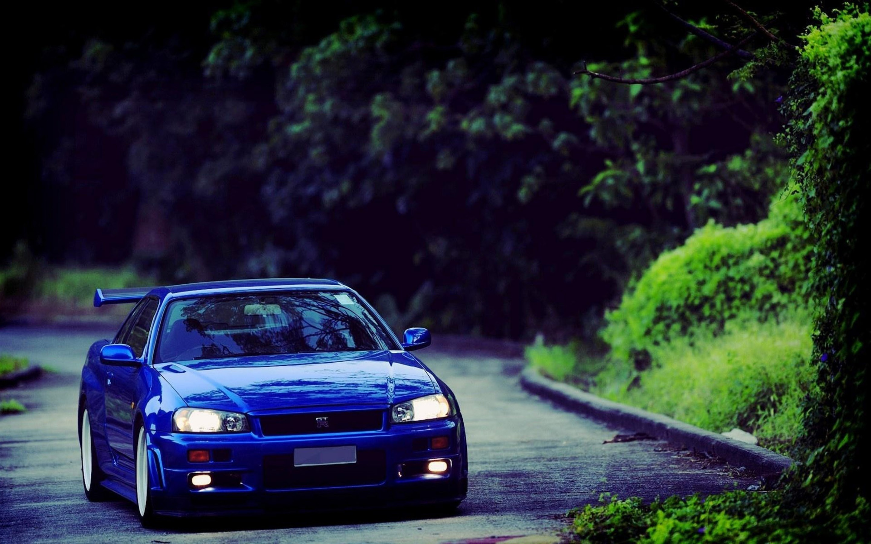 2880x1800 HD Wallpaper | Background ID:454619.  Vehicles Nissan Skyline