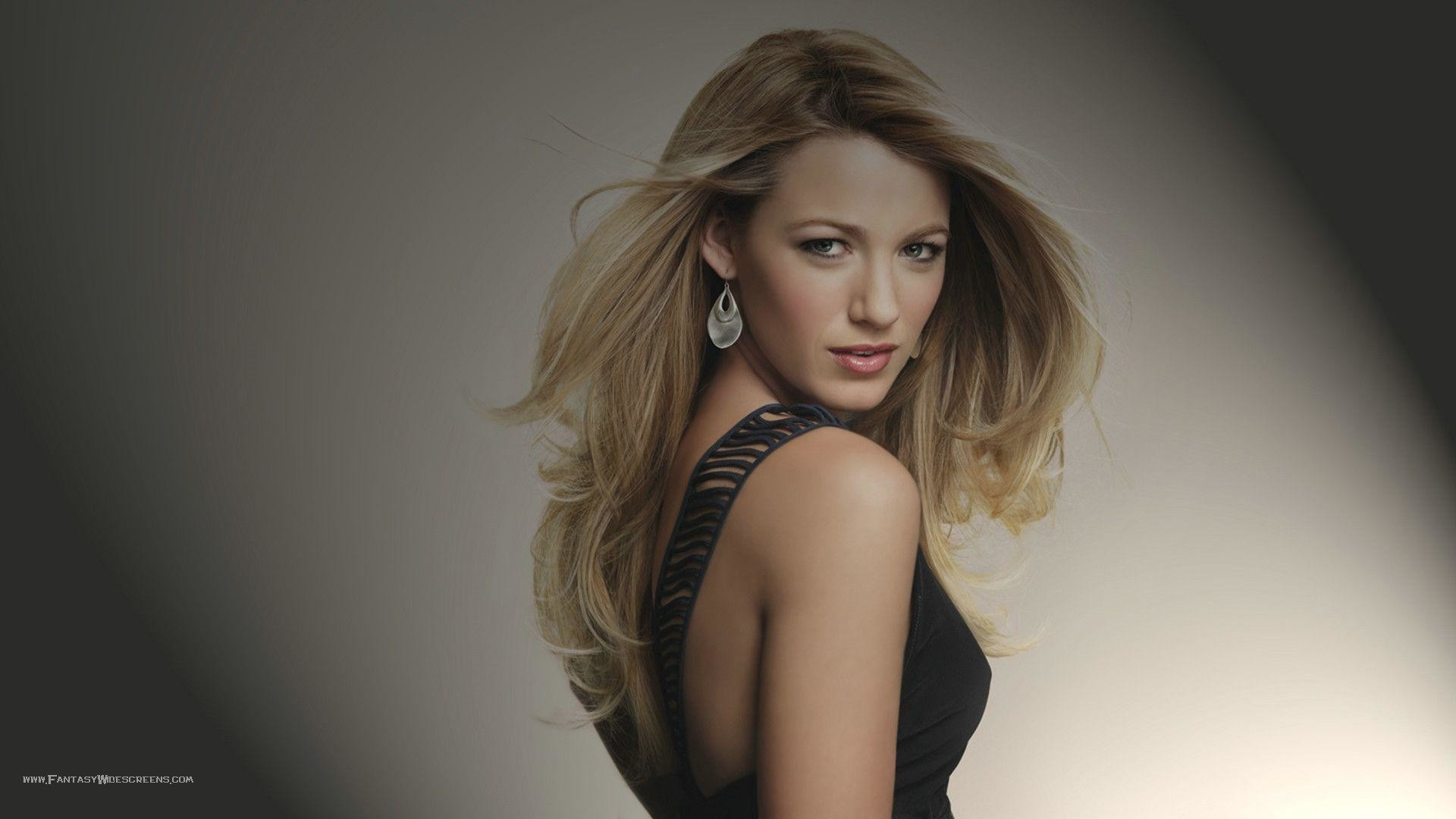 1920x1080 Cute Blake Lively Wallpaper 06 | hdwallpapers-