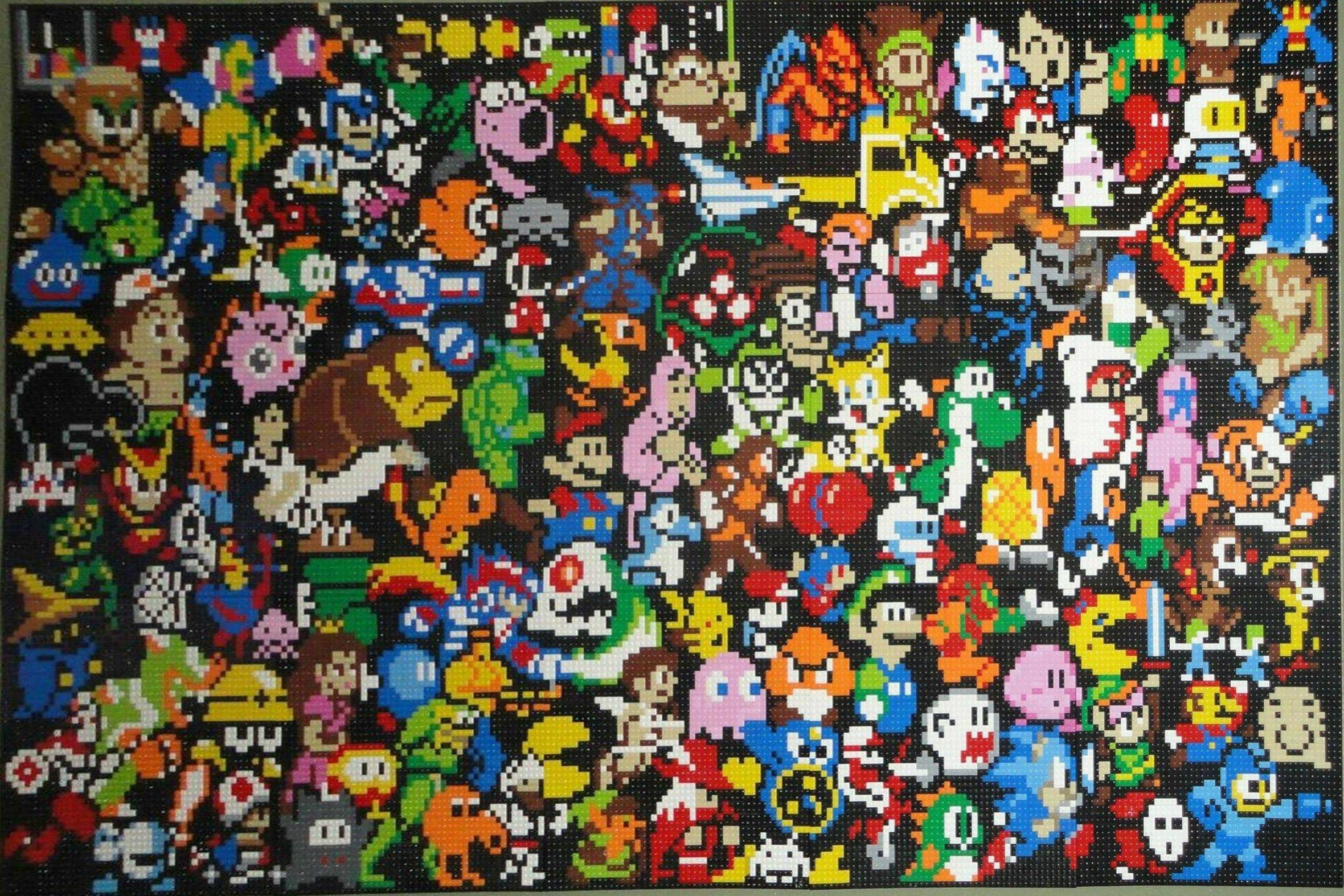 Video Game Wallpaper 88 Images