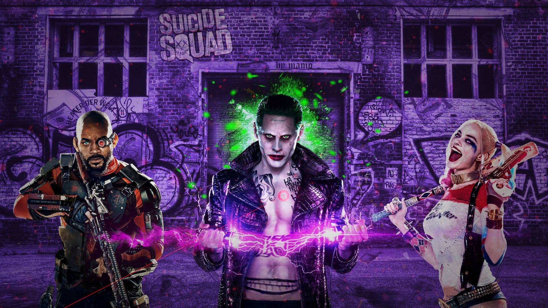 Harley Quinn Suicide Squad Wallpapers 72 Images