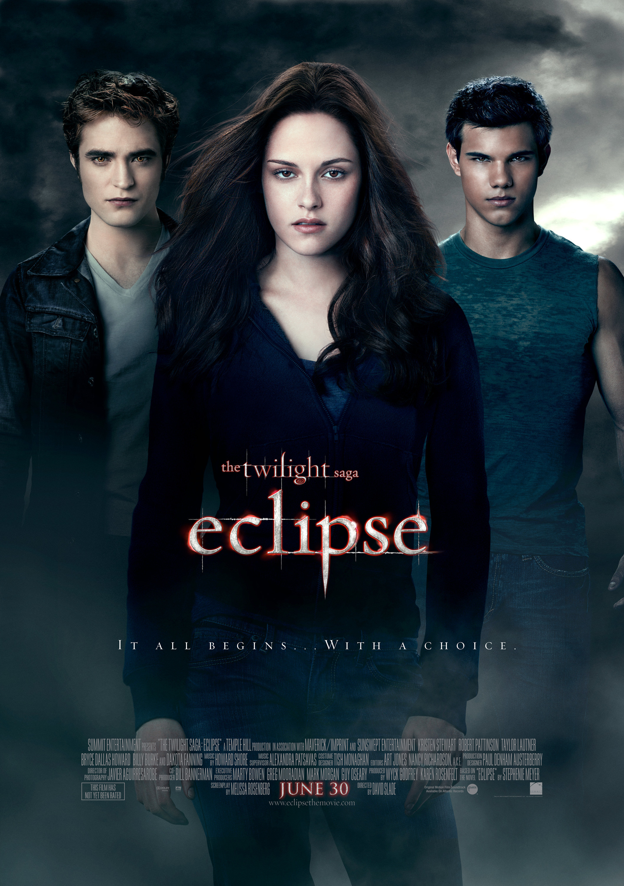 2114x3000  Twilight Saga Eclipse Movie Poster wallpaper - Click picture for  high resolution HD wallpaper