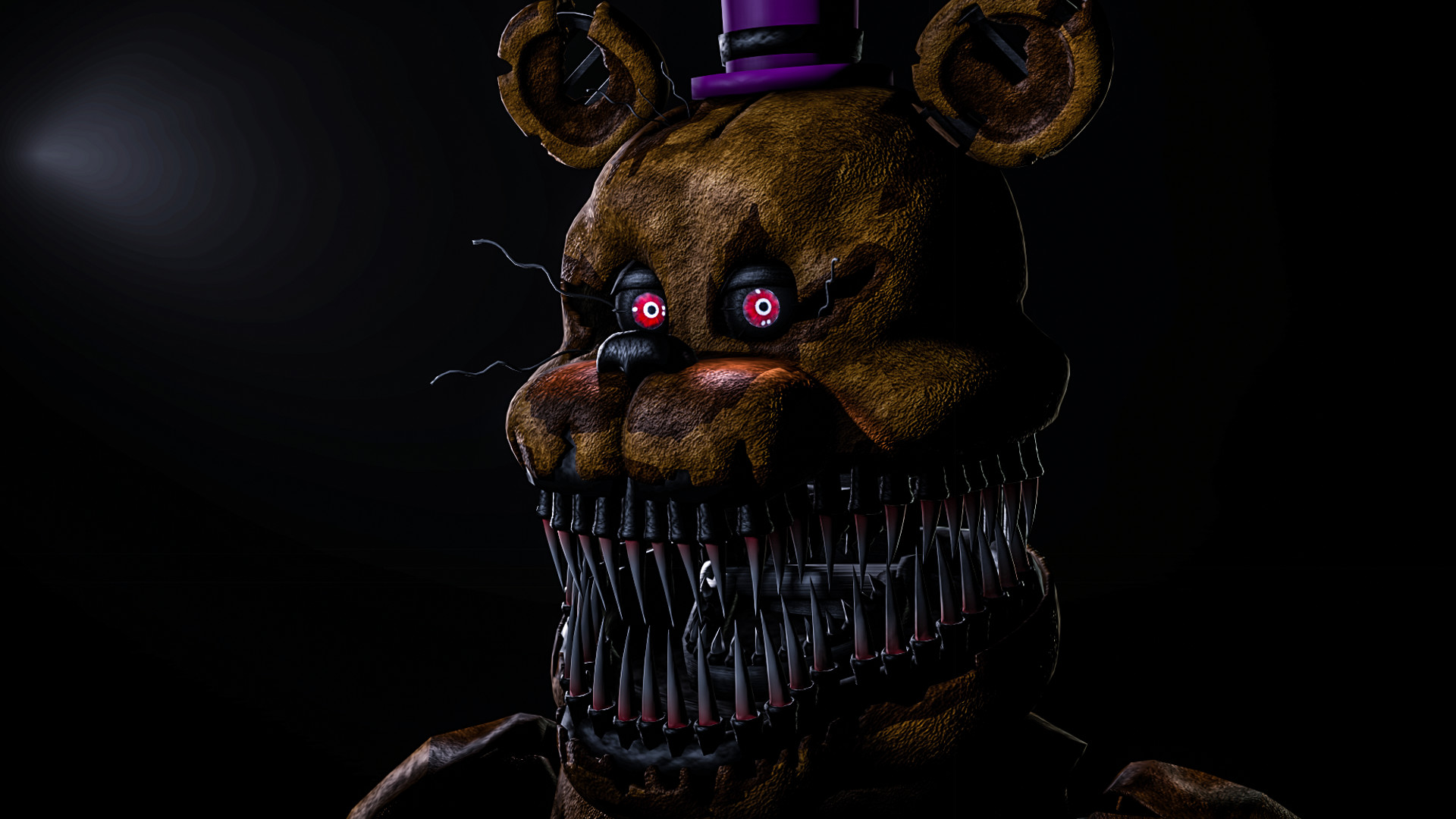 Nightmare Fred Bear Wallpaper 81 Images