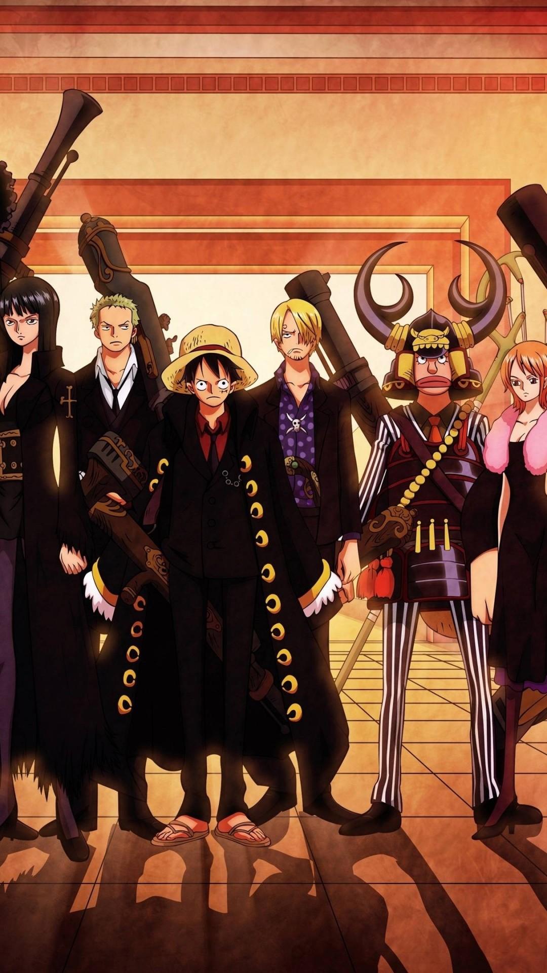 Zoro One Piece Wallpaper 1080P