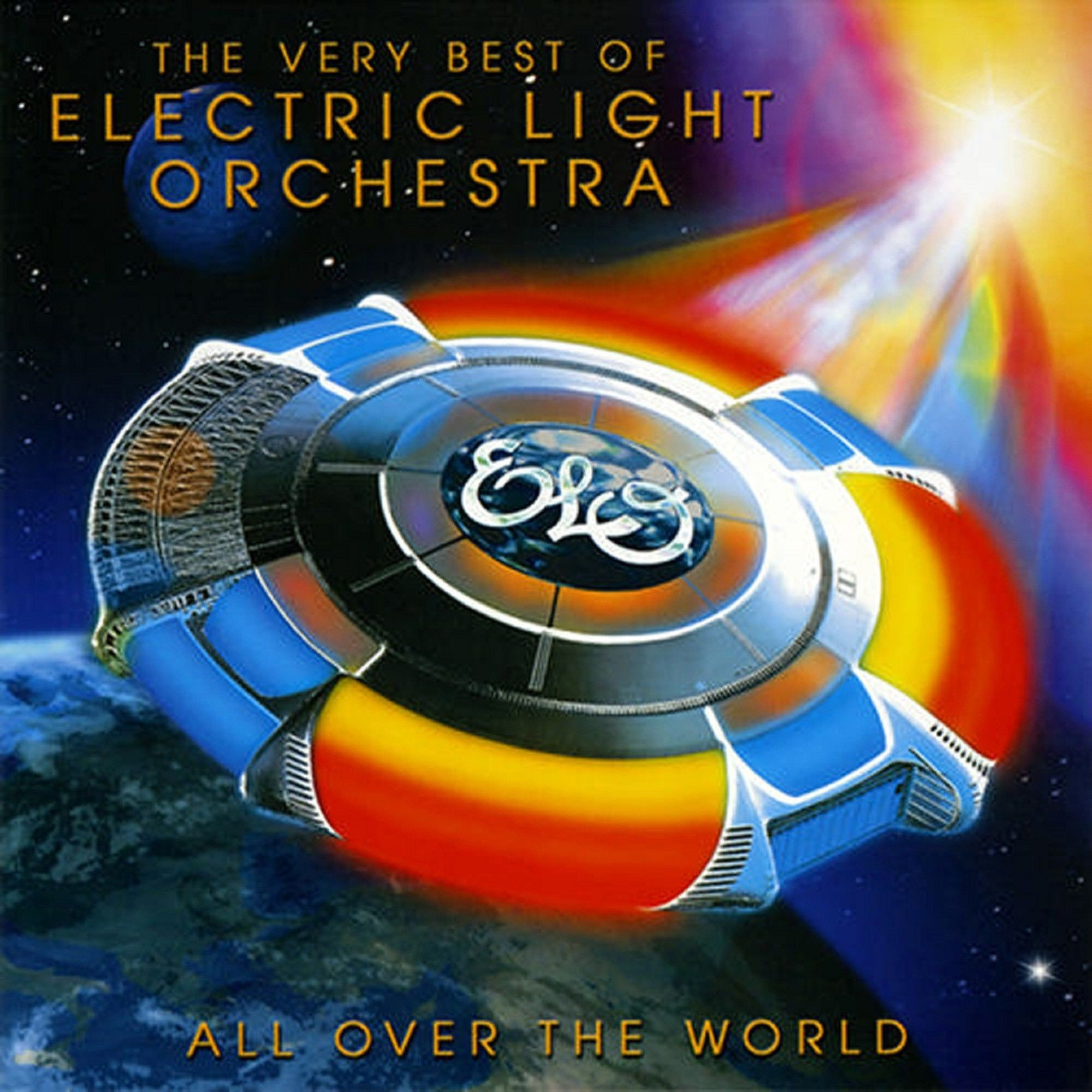 2000x2000 All Over the World: The Very Best of Electric Light Orchestra (2005)