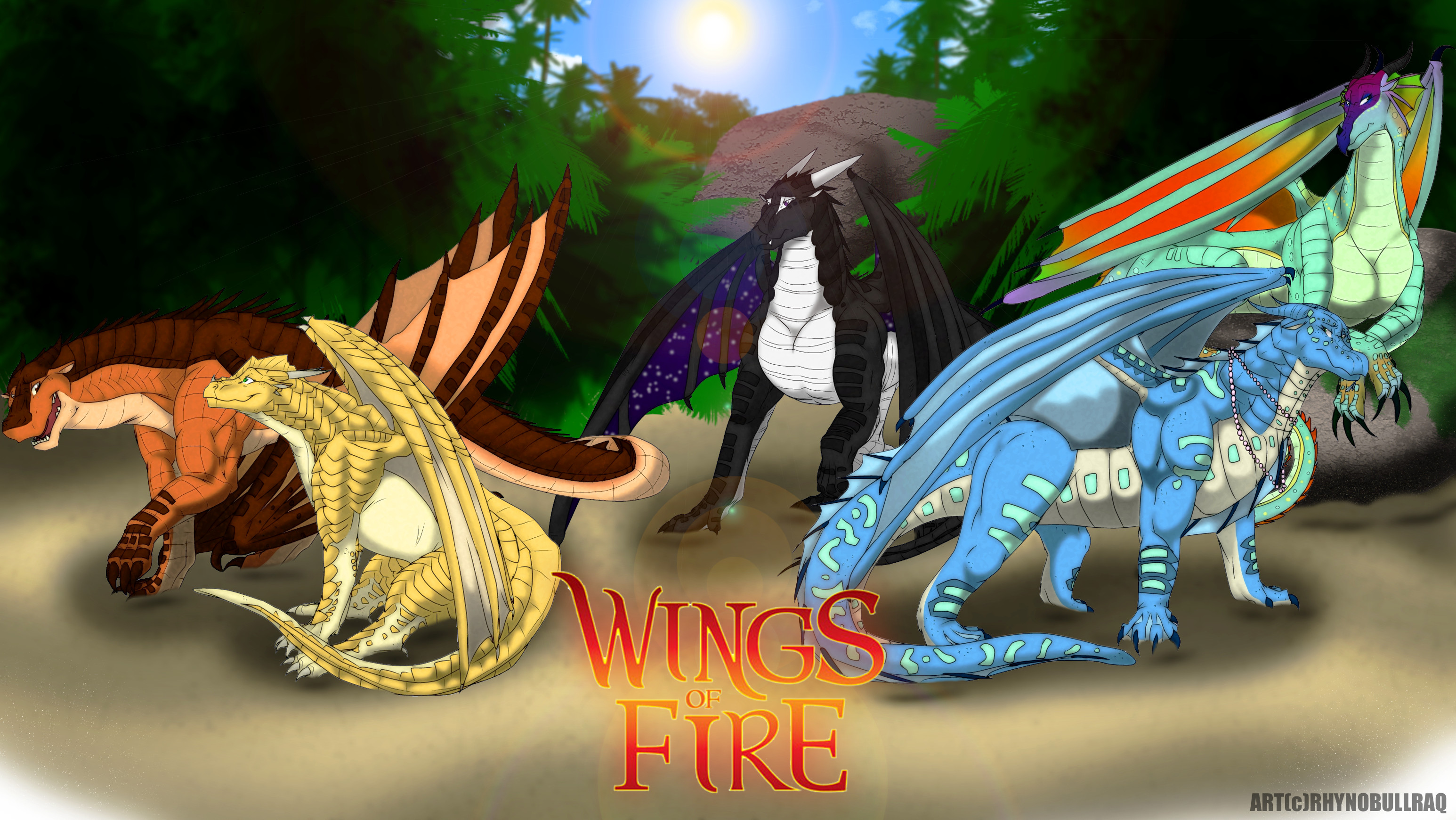 3092x1740 By Jannet Riddell - Wings Of Fire,  px
