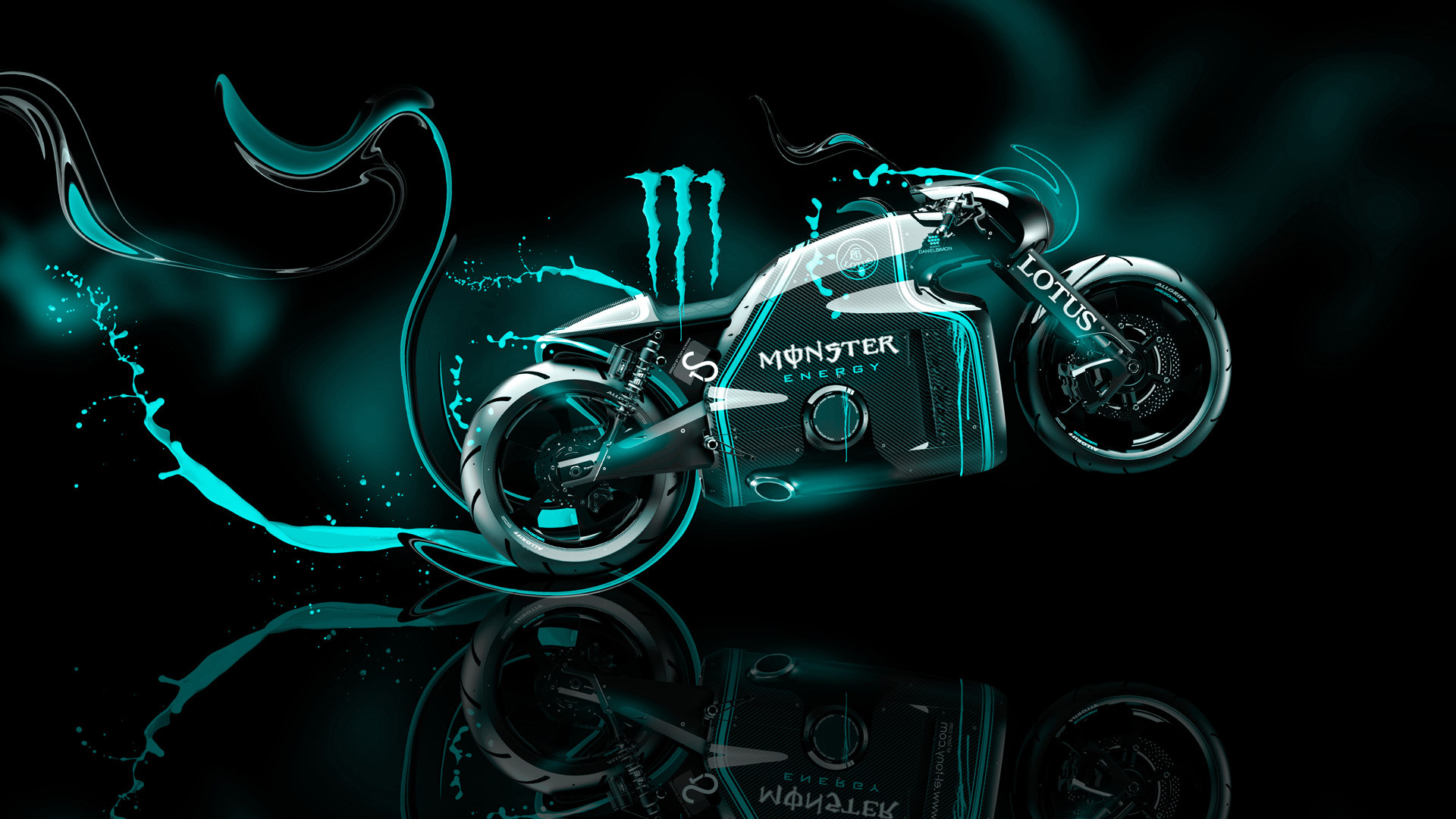 HD Monster Energy Wallpapers 1366Ãu2014768 Monster Pictures Wallpapers .