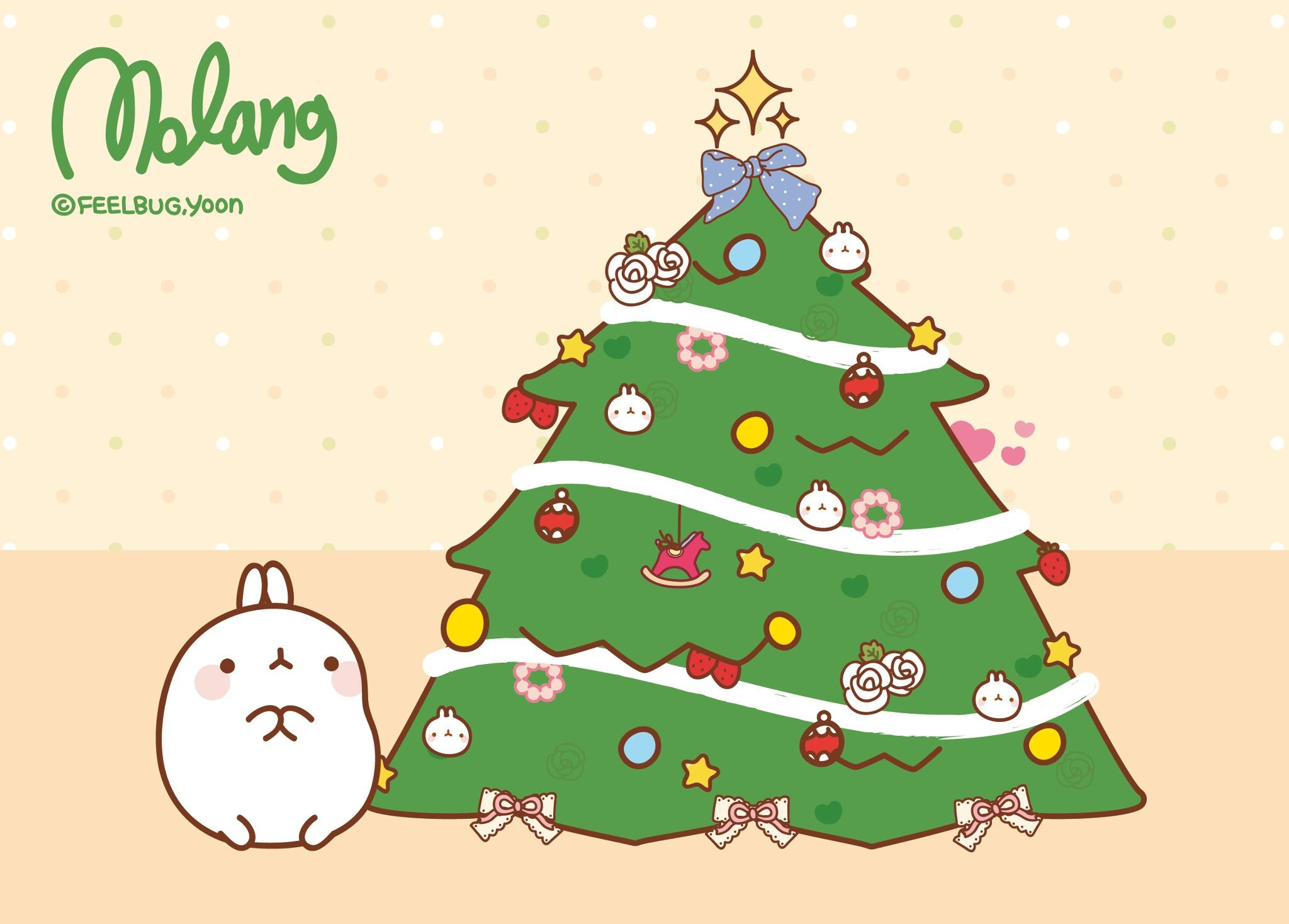 Cute Christmas Wallpapers And Screensavers (63+ Images