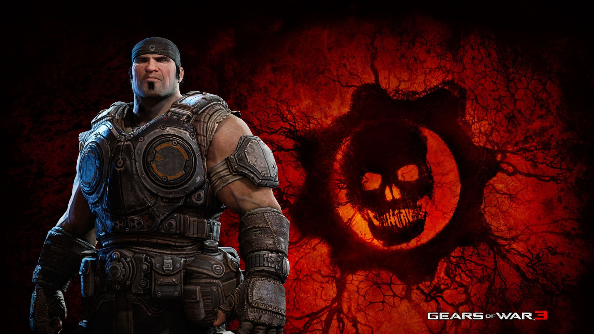 1920x1080 Wallpaper #13 Wallpaper from Gears of War 3