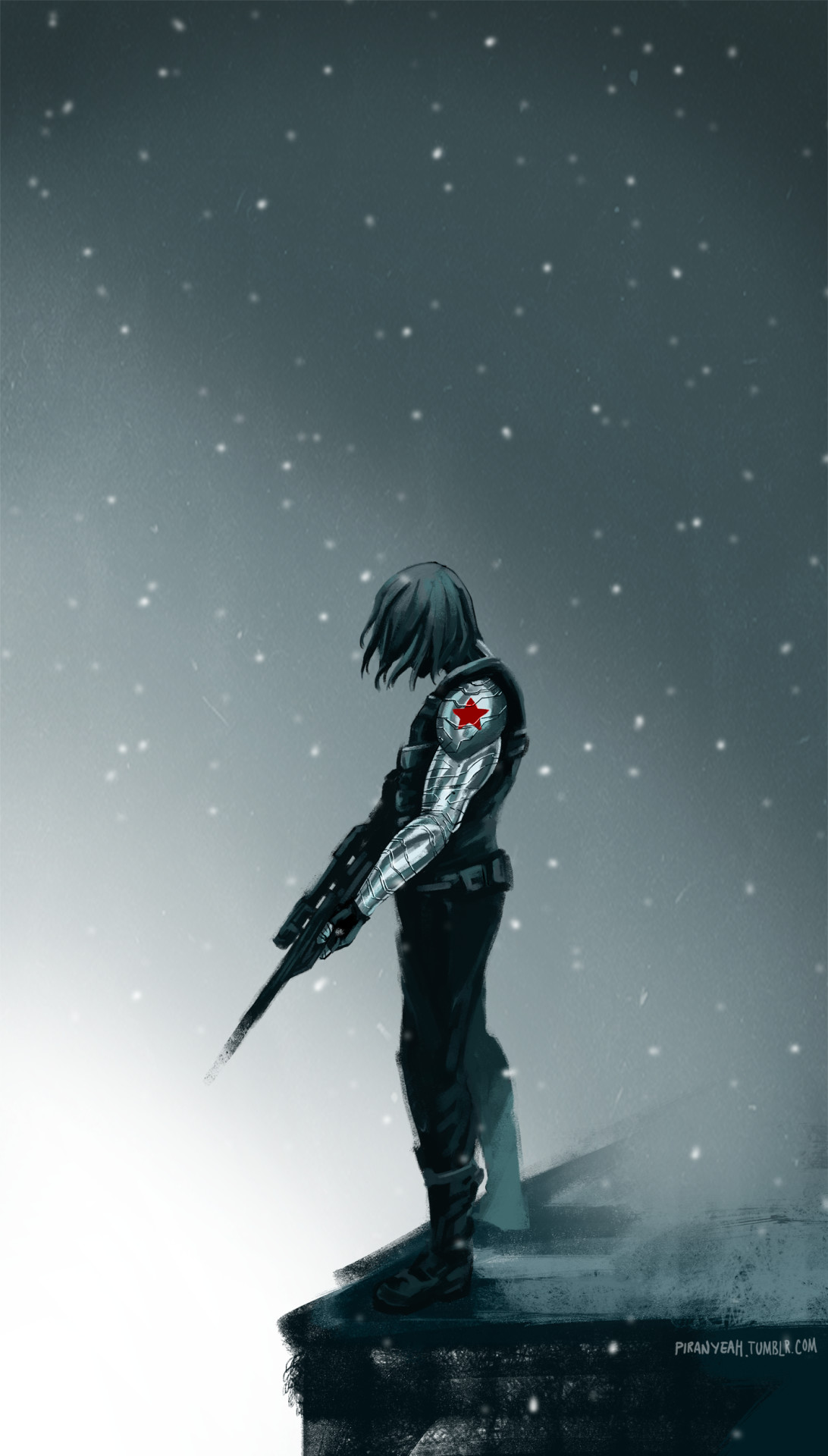 Winter Soldier Wallpapers (72+ images)