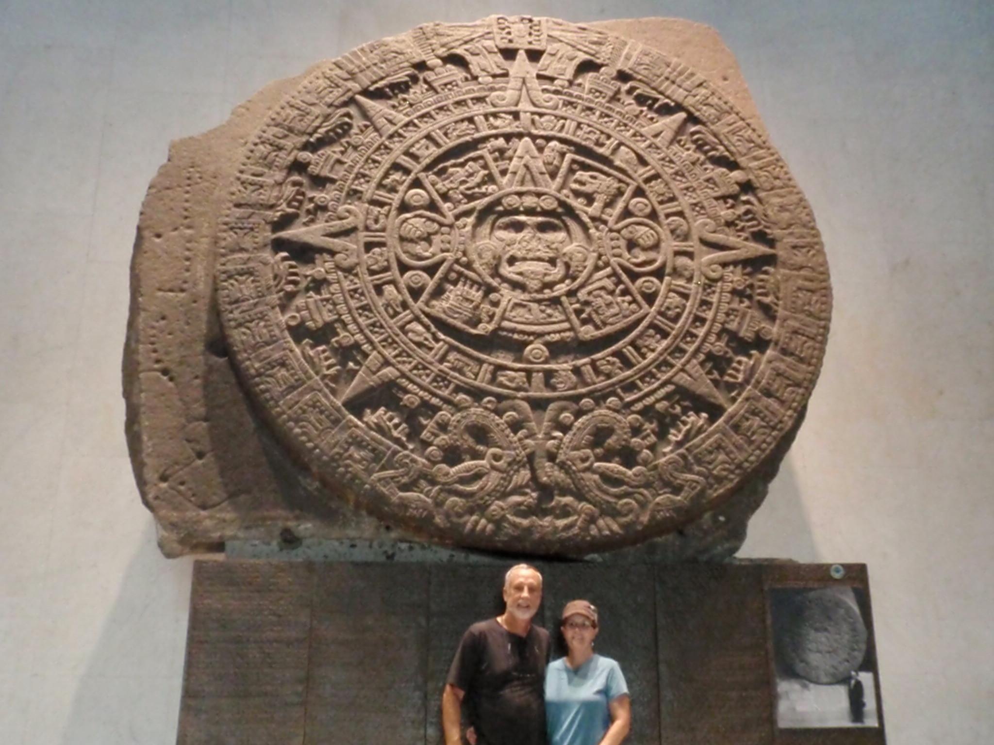 Aztec Calendar Wallpaper 44 Images