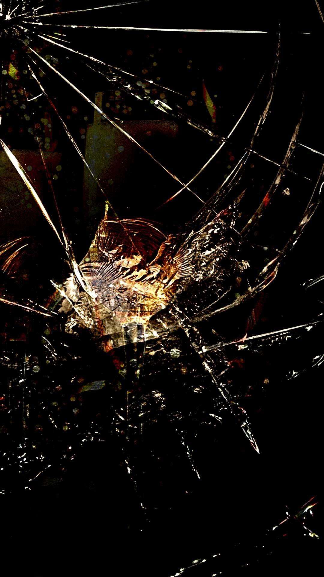 1920x1080 6 Broken Screen Wallpaper Prank For IPhone IPod Windows And Mac