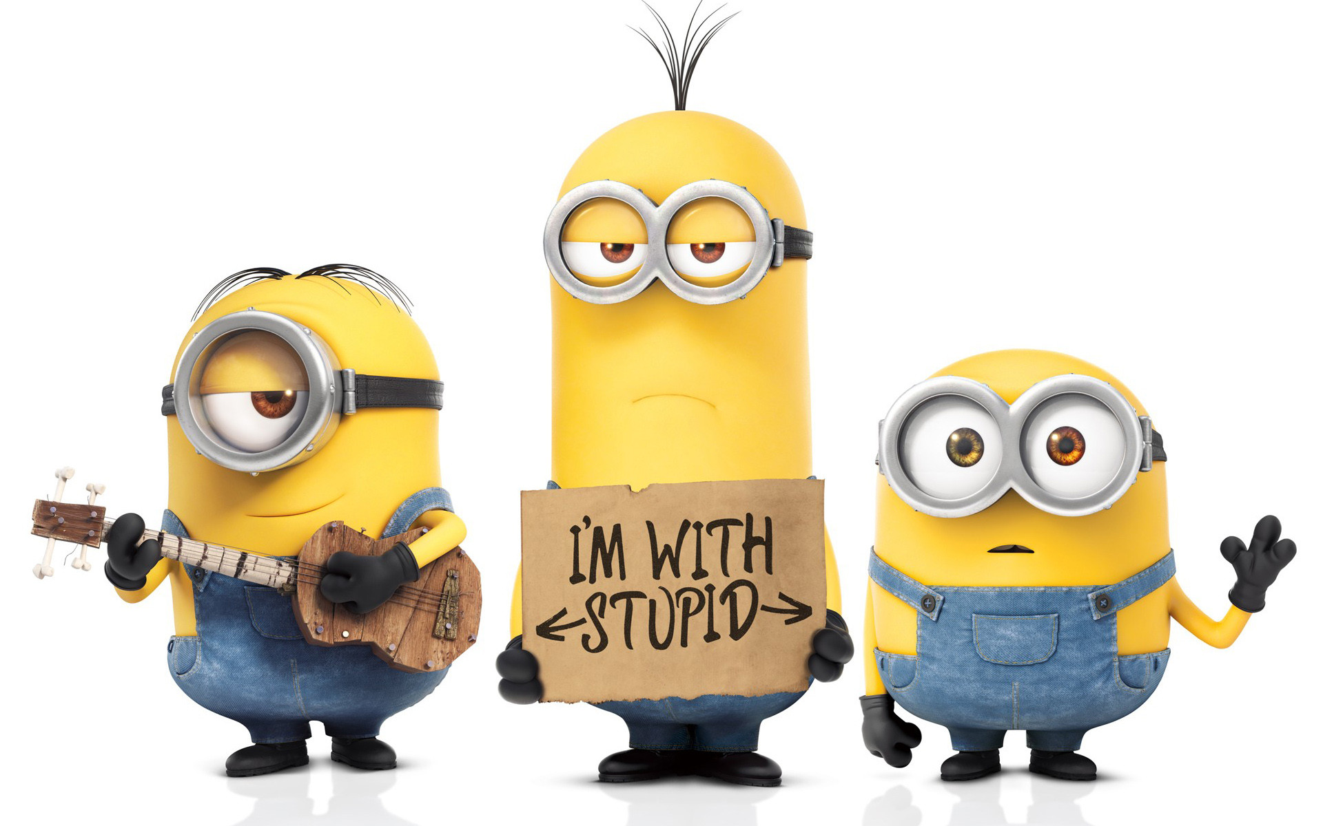 1920x1200 Cute Minion Wallpapers HD for Desktop (11)