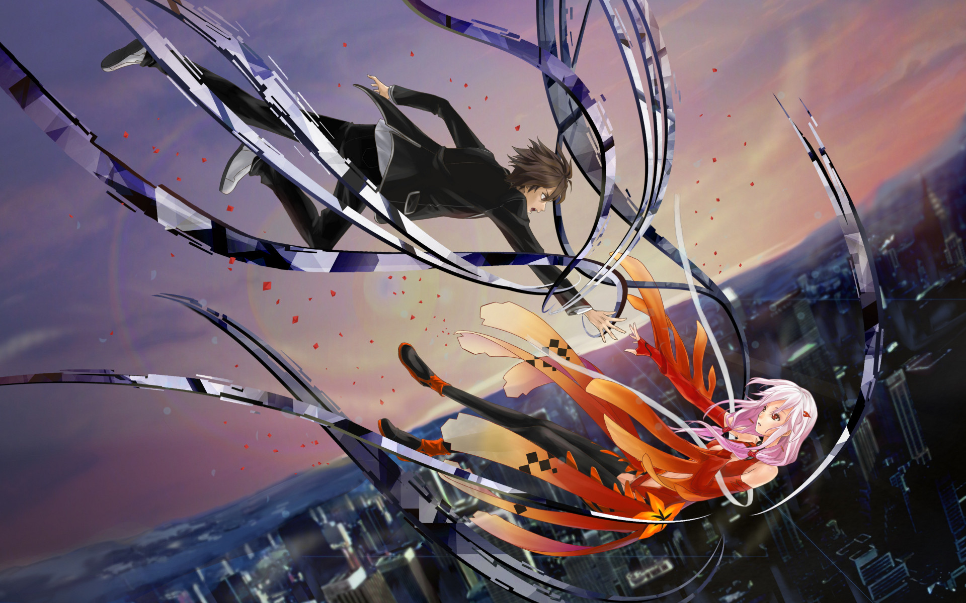 Guilty Crown Wallpaper Iphone