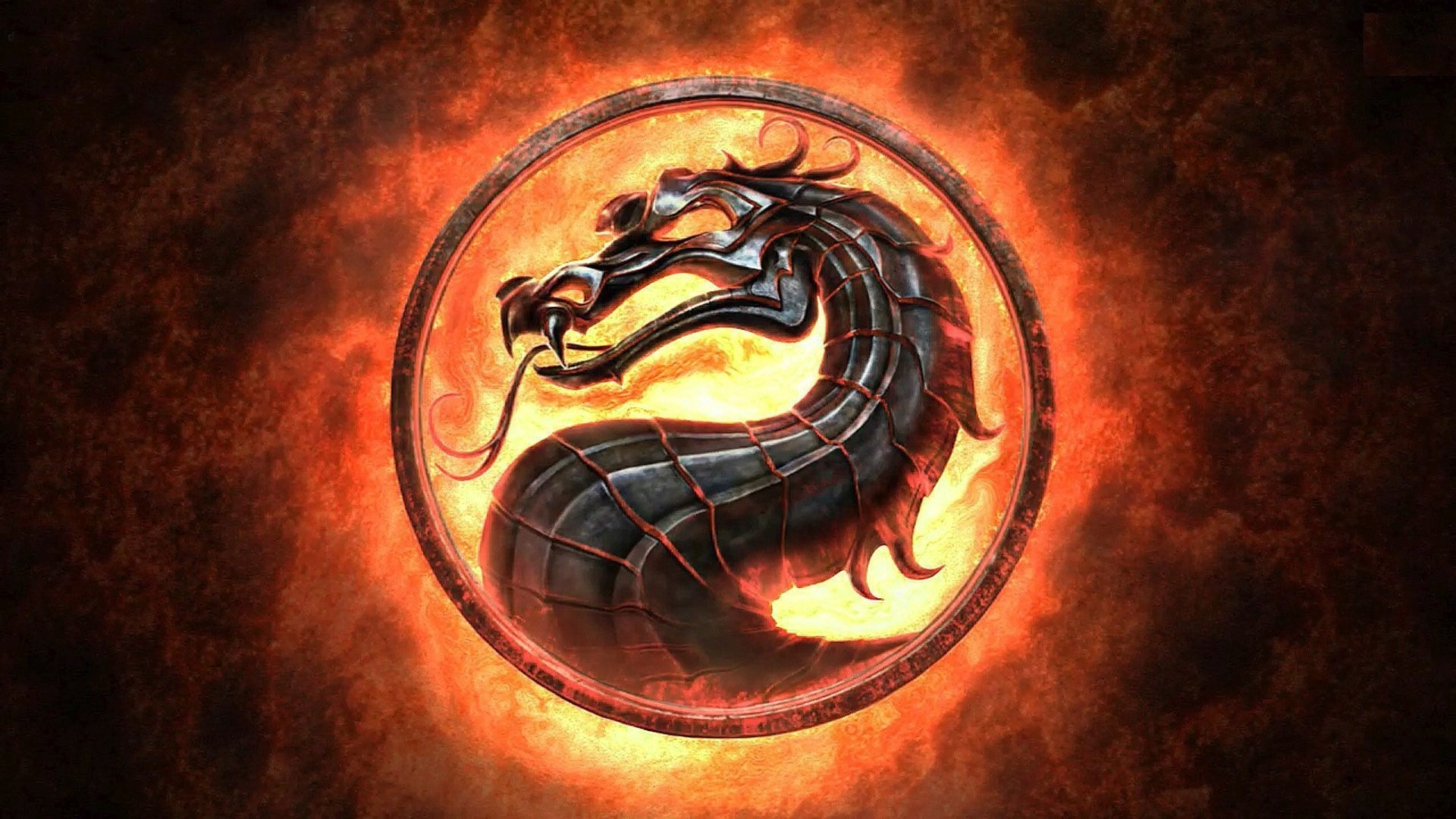 1920x1080 Mortal-kombat-dragon-logo-game-wallpapers