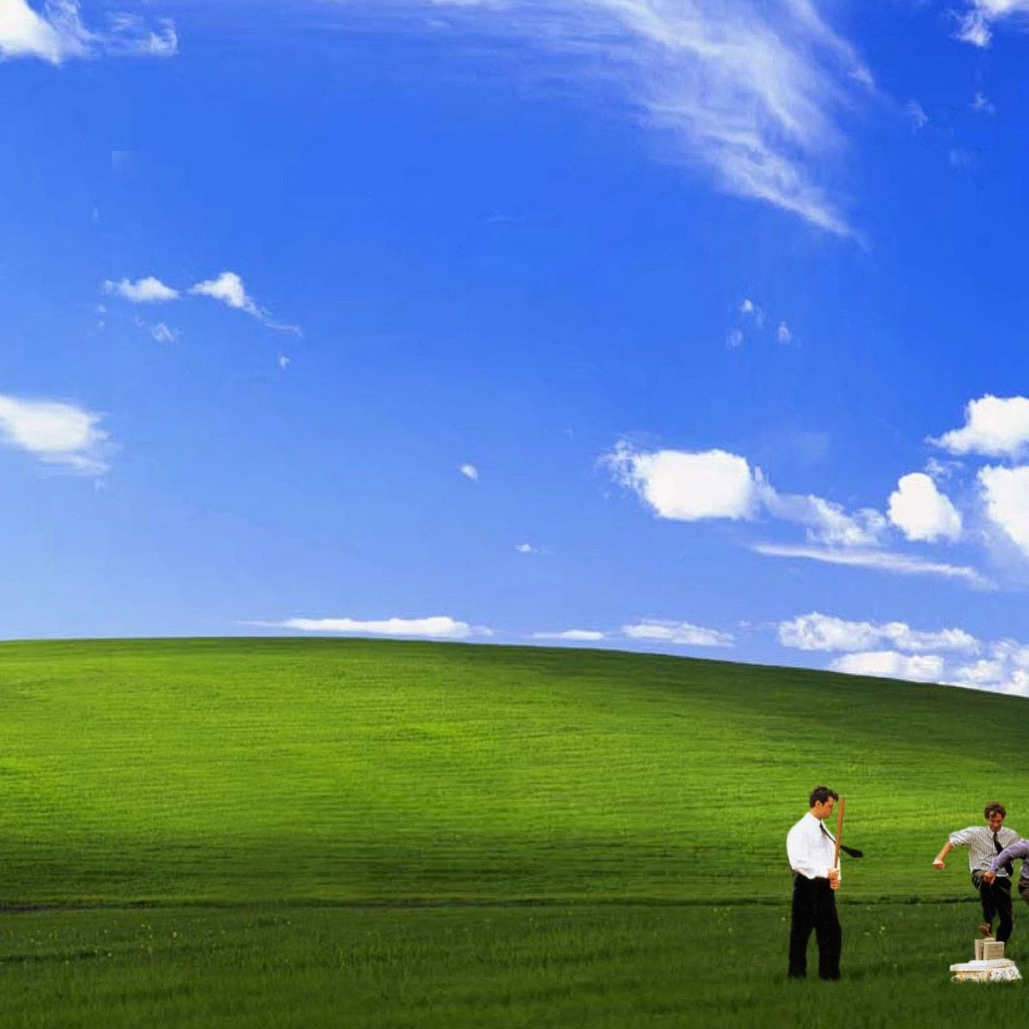2048x2048 ... Amazing Windows Xp Bliss Wallpaper Download free wallpapers and desktop  backgrounds in a variety of screen