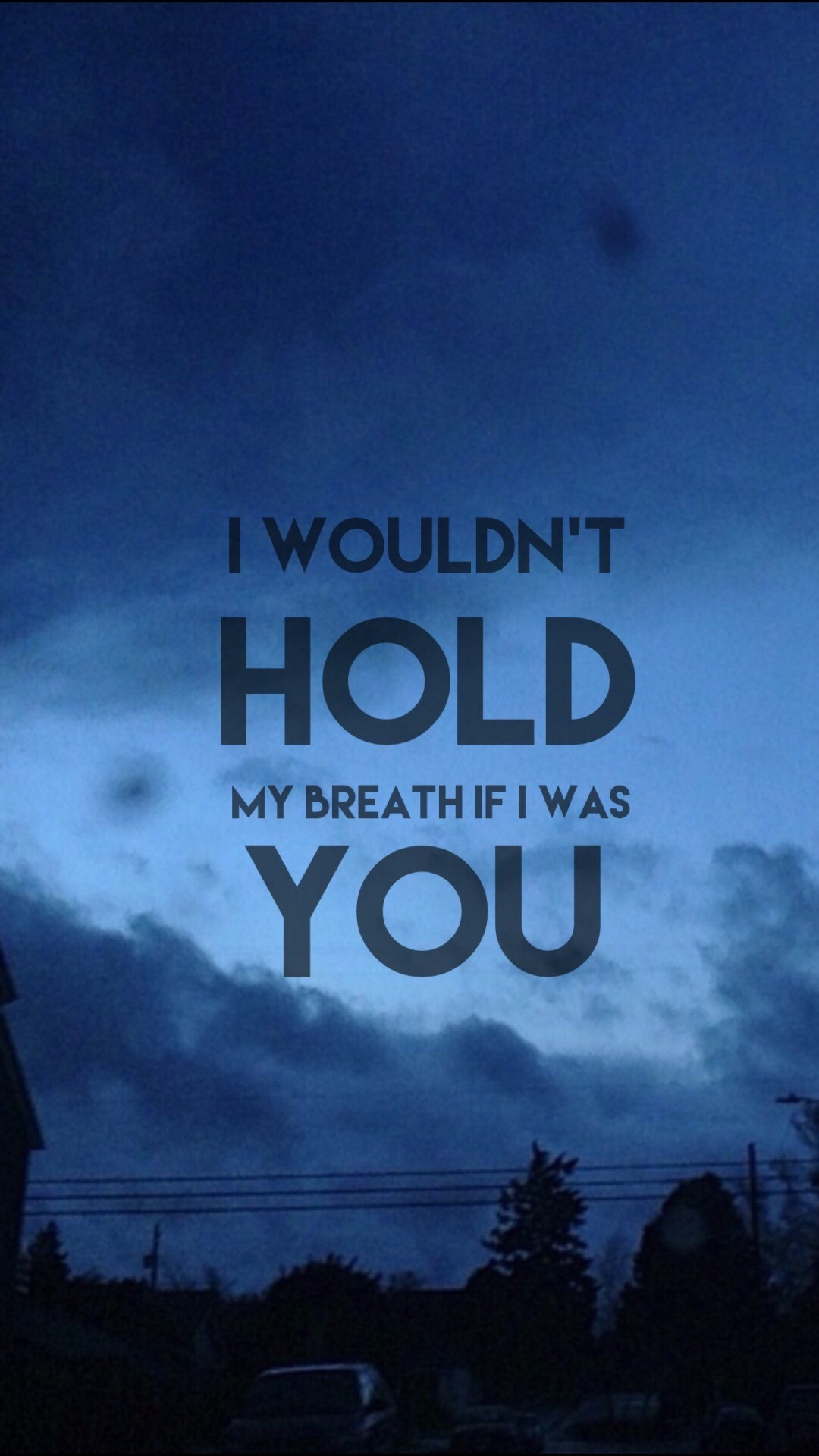 Bring me the horizon wallpaper lyrics