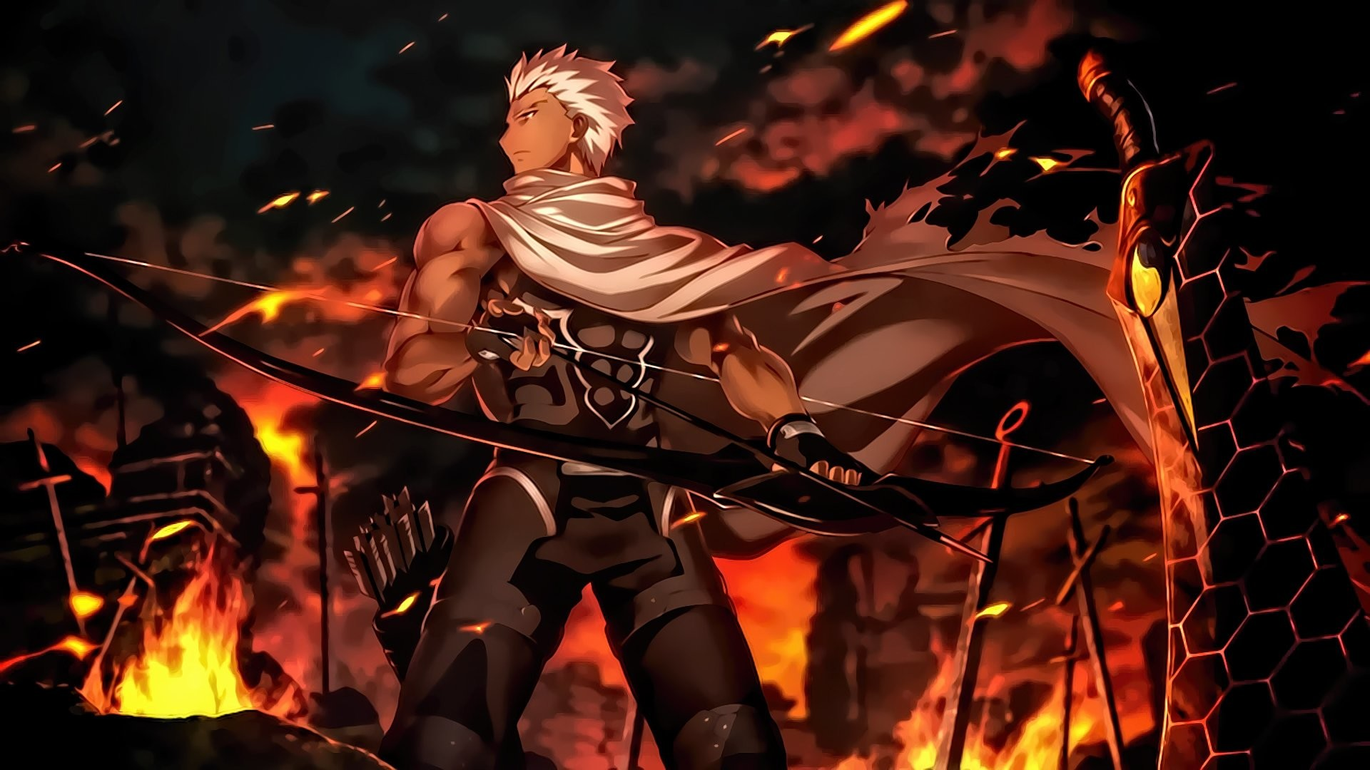 1920x1080 87 Fate/Stay Night: Unlimited Blade Works HD Wallpapers .