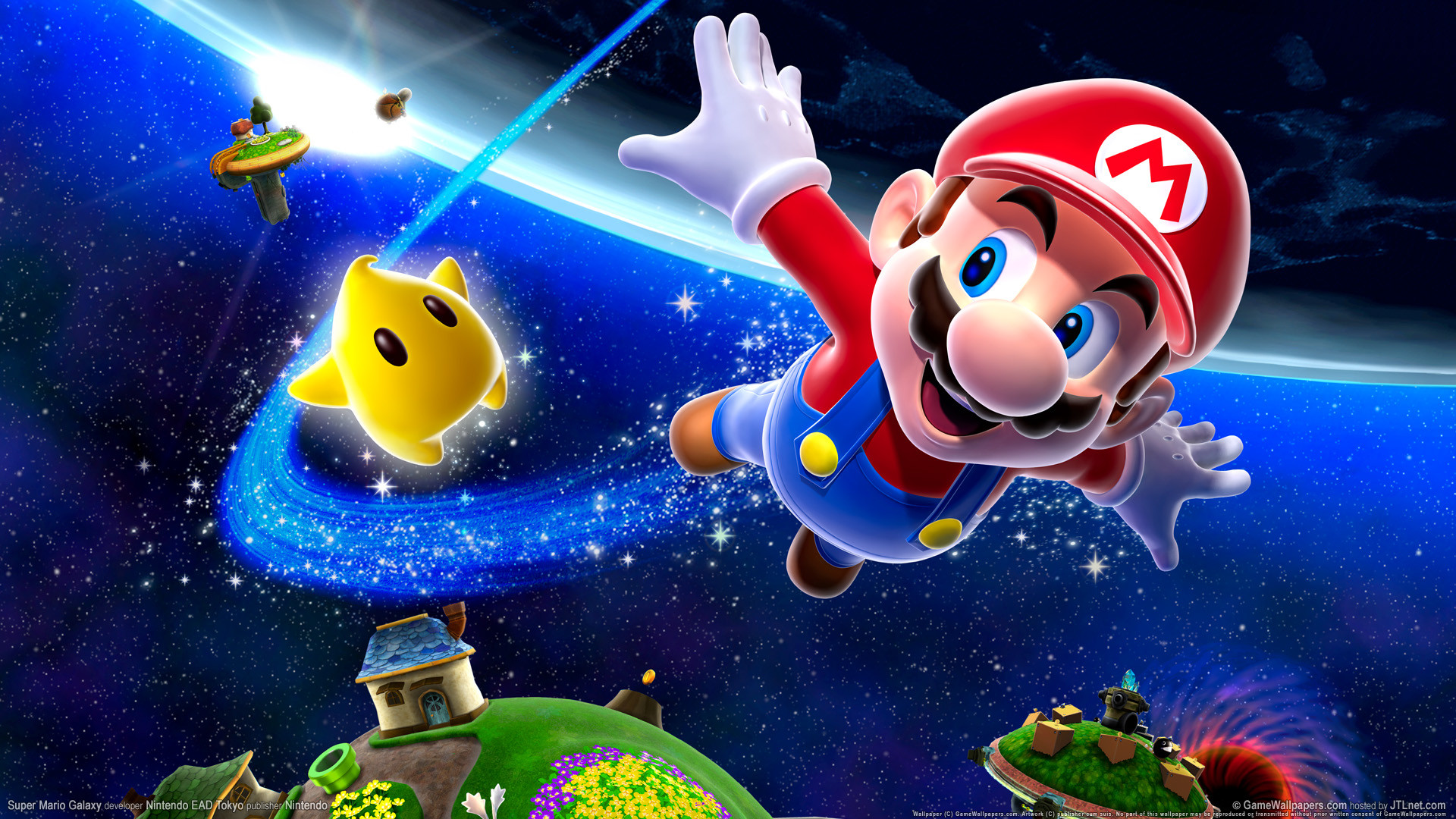 1920x1080 Super Mario 3D Exclusive HD Wallpapers 2595
