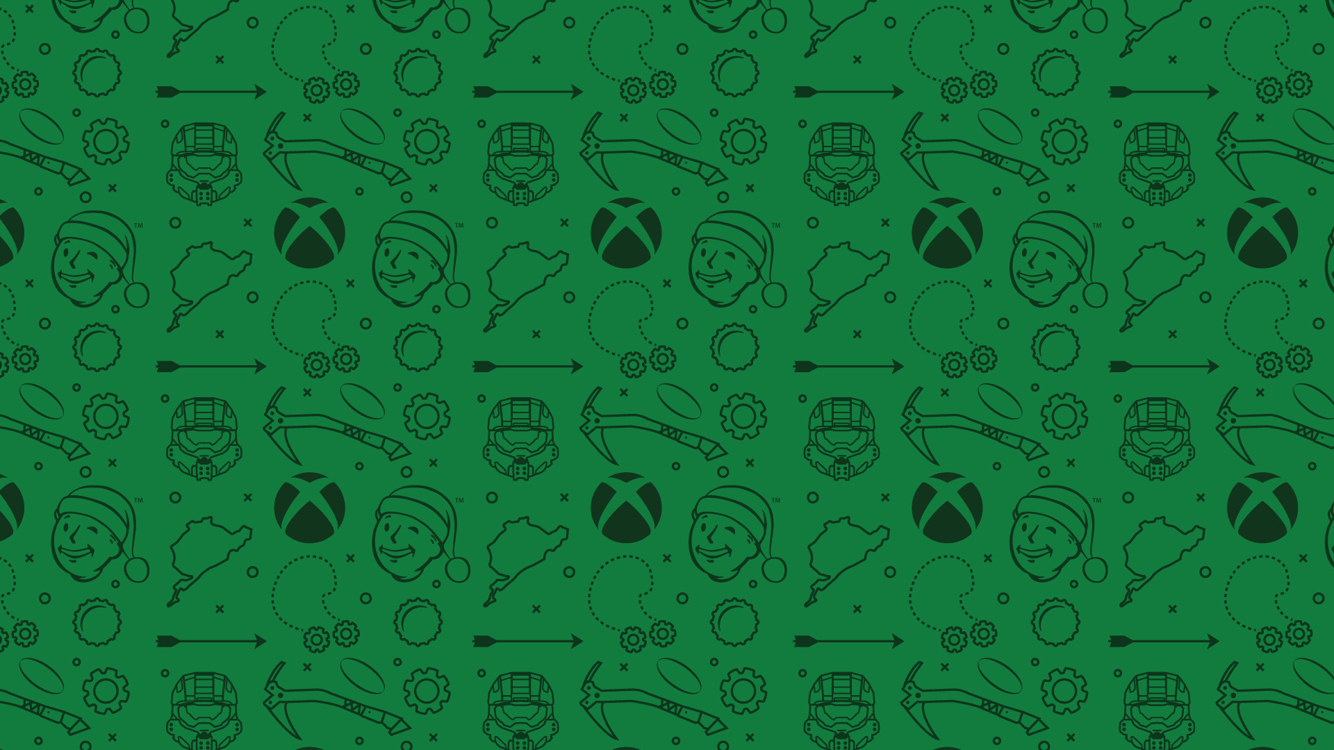 1920x1080 Check out these awesome festive-themed wallpapers for your Xbox One -  AR12Gaming