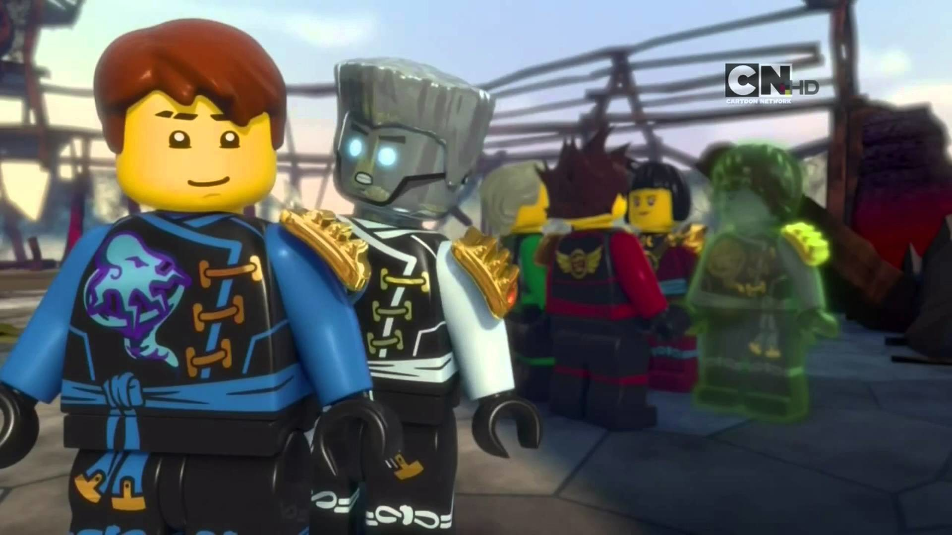 1920x1080 Ninjago Episode 56 Clip - Back To The Monastery (By  CrazyWarriorsOfTheLight) - YouTube
