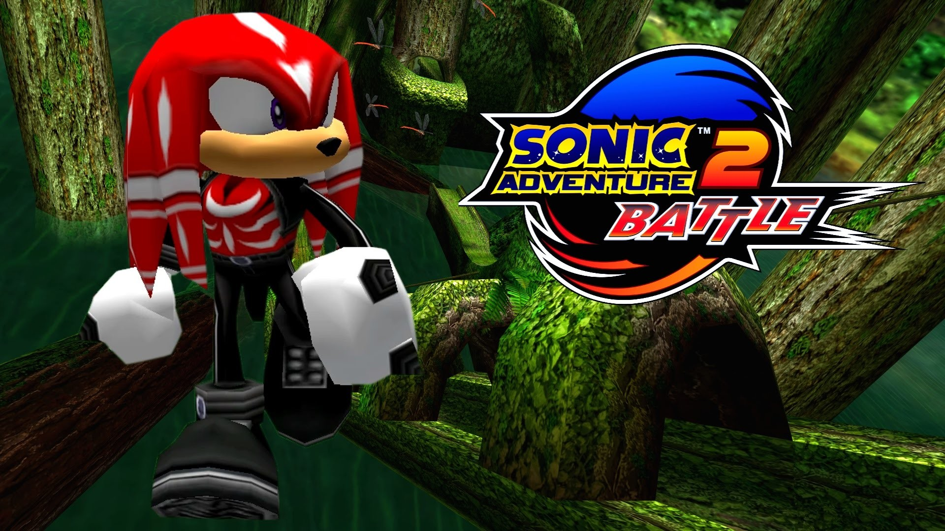 1920x1080 Sonic Adventure 2: Battle - Green Forest - Knuckles (Dreamcast costume)  Full HD Widescreen 60 FPS - YouTube