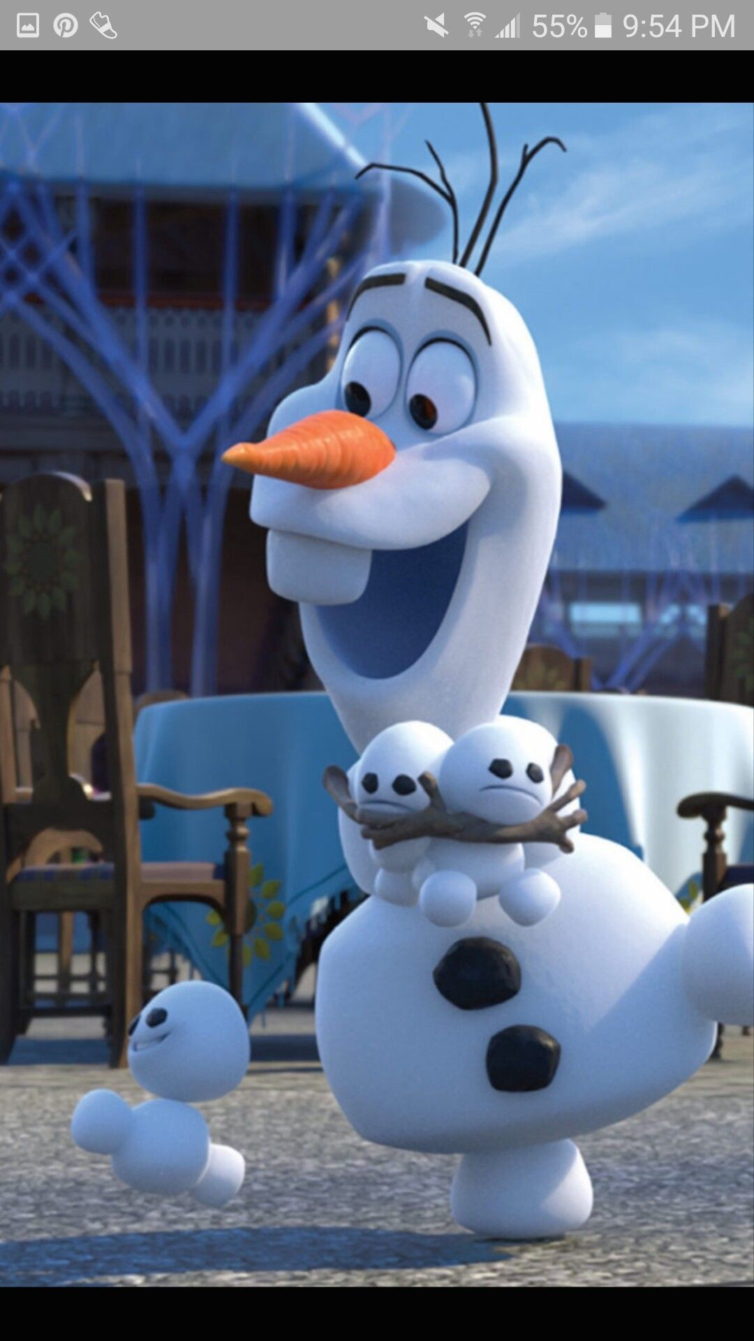 Olaf From Frozen Wallpaper 70 Images