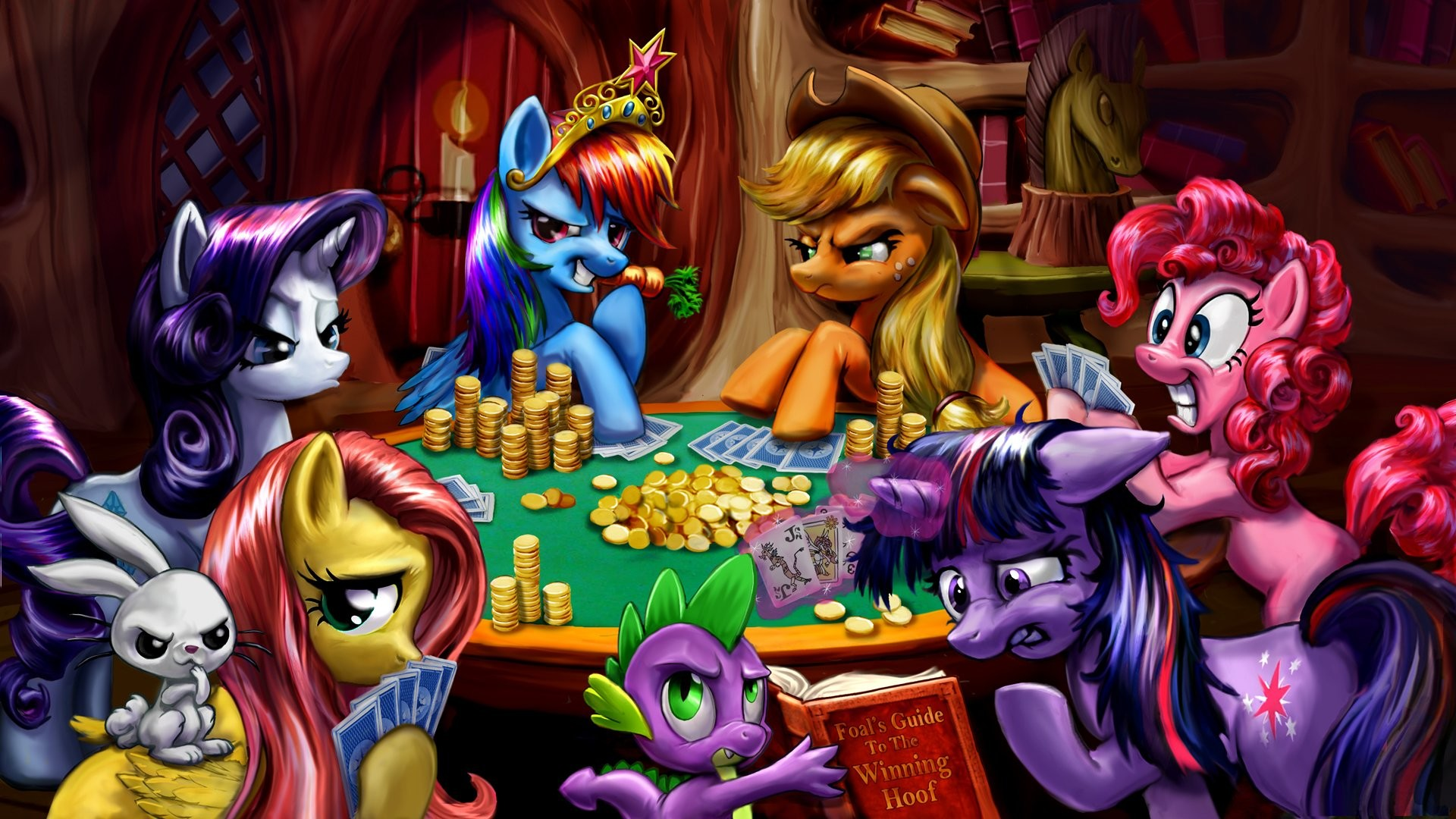 Epic My Little Pony Wallpapers 84 Images