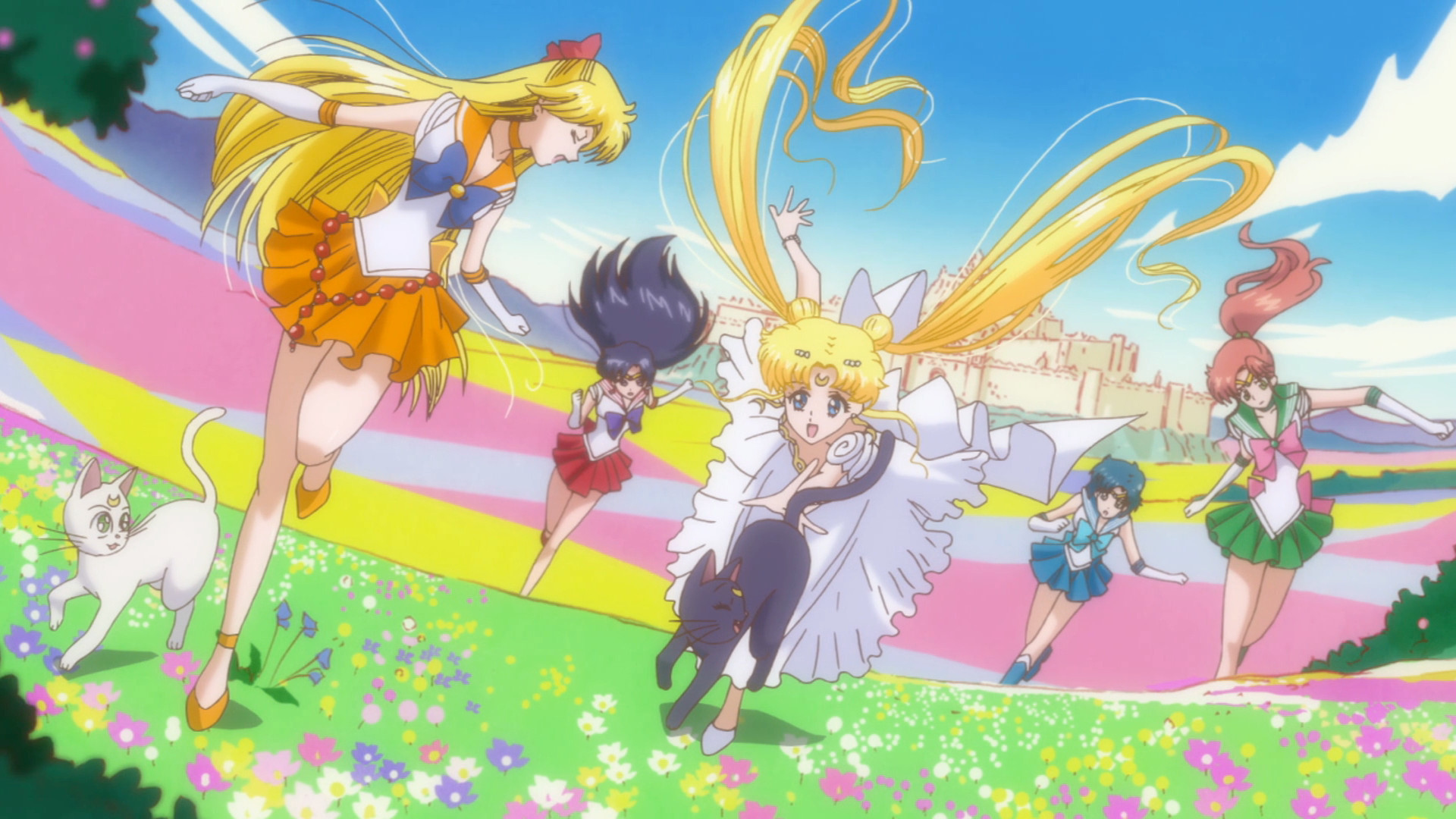 1920x1080 Sailor Moon Crystal