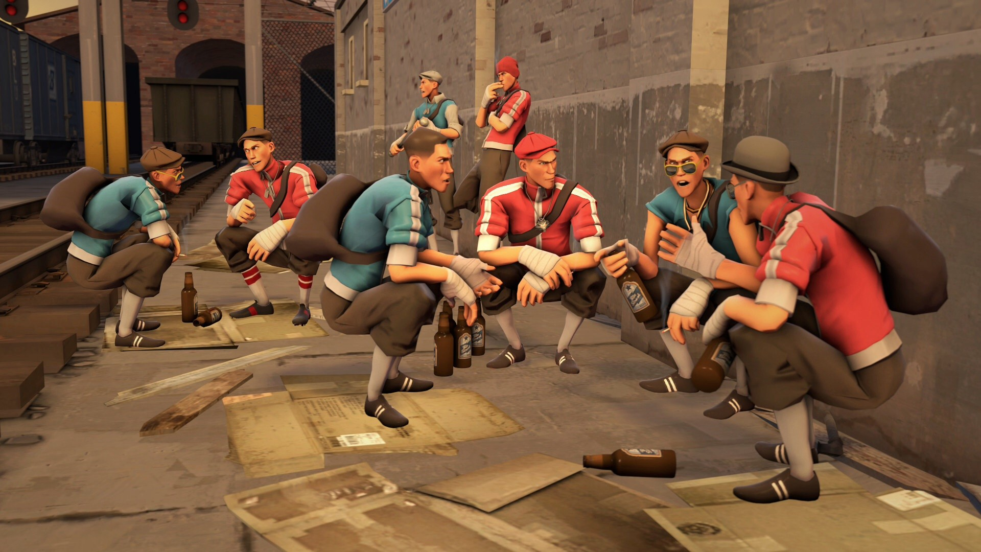 1920x1080 TF2 Team fortress 2 hd wallpaper id